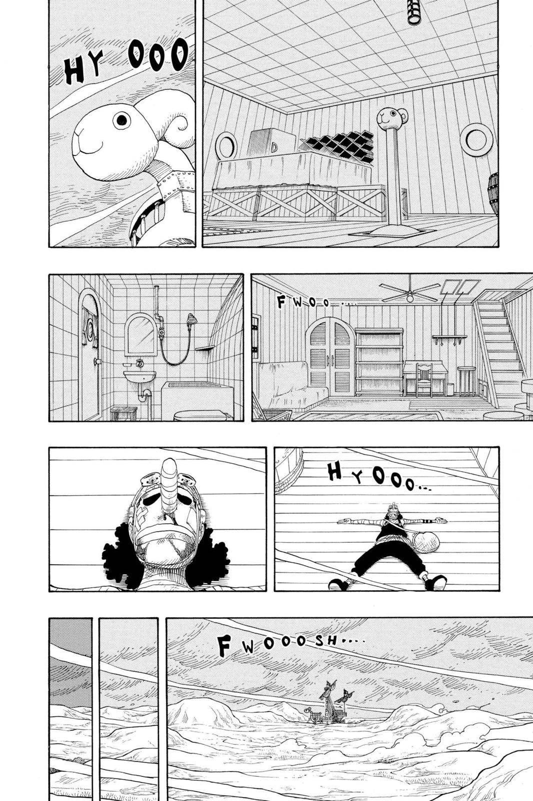 One Piece Chapter 334 Page 4