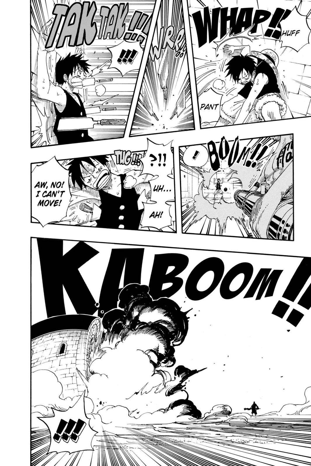 One Piece Chapter 338 Page 10
