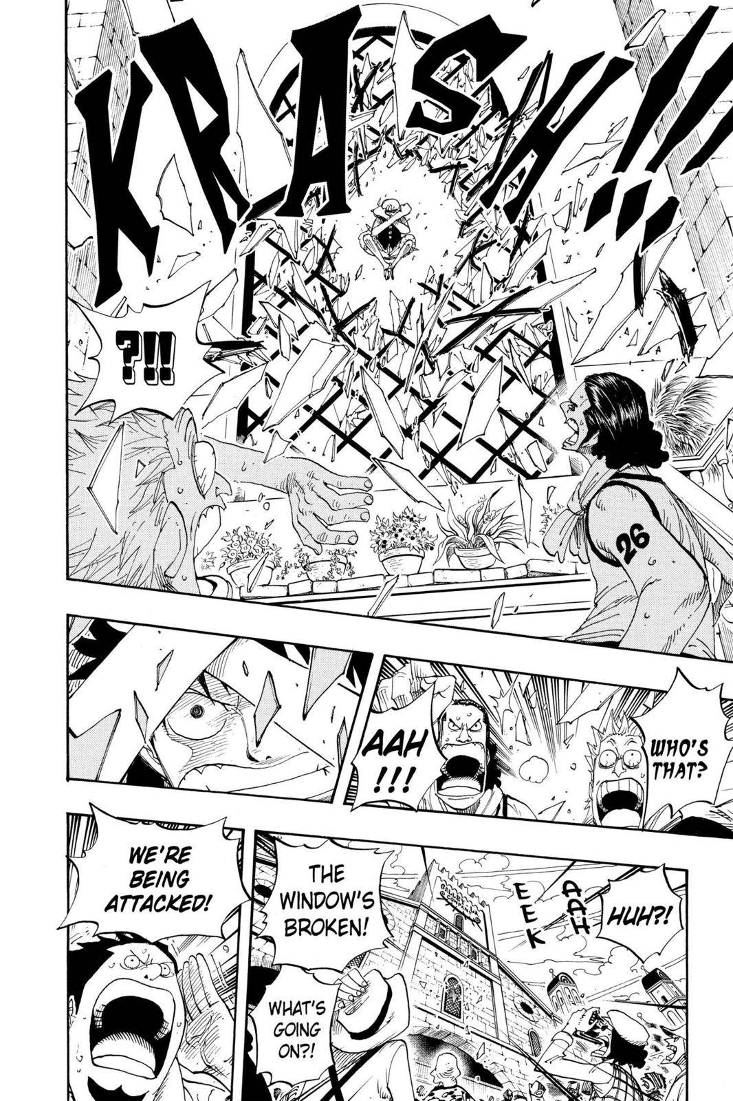 One Piece Chapter 339 Page 4