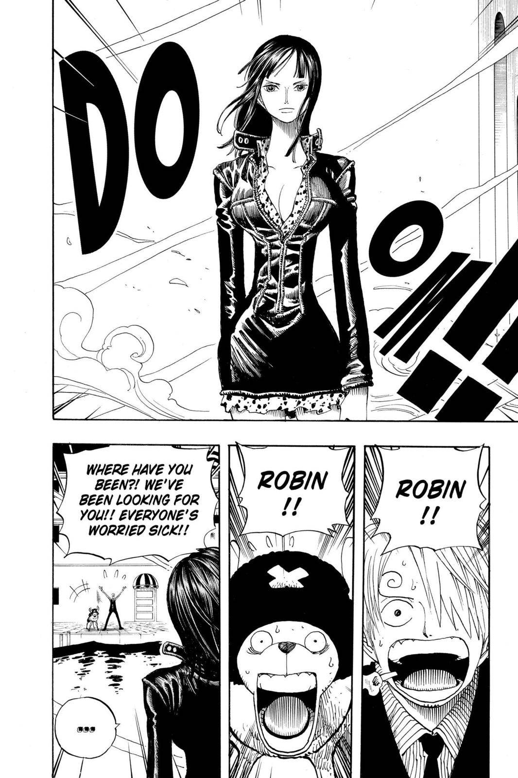 One Piece Chapter 340 Page 10