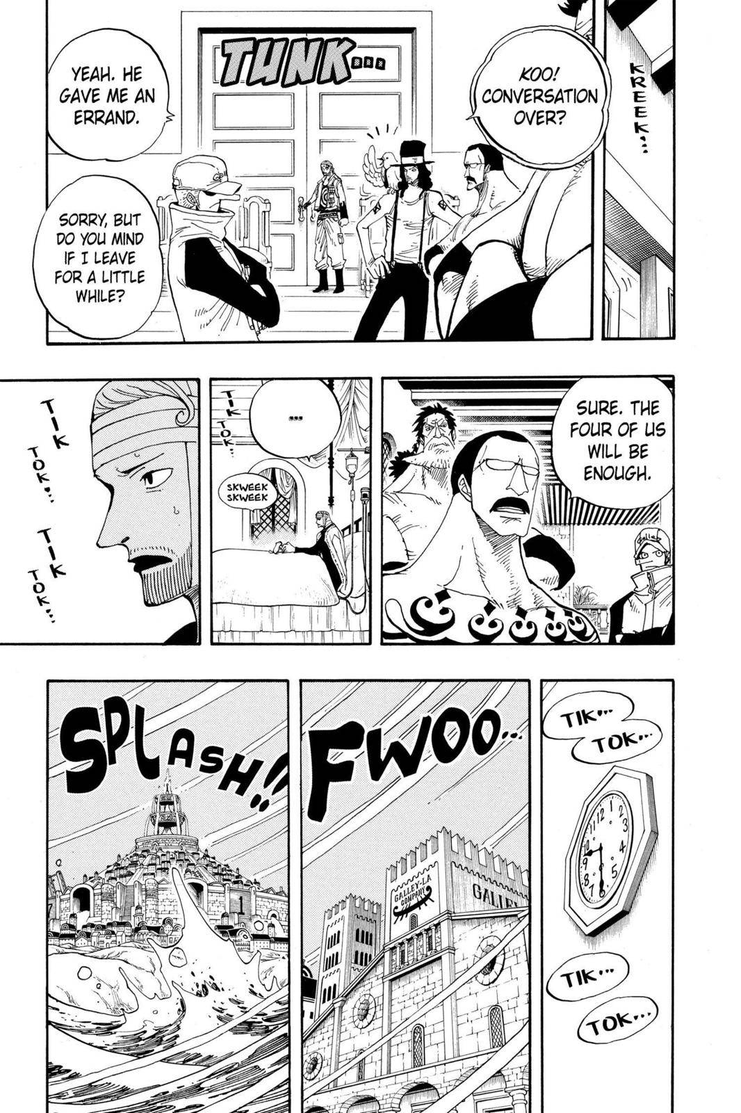 One Piece Chapter 342 Page 11