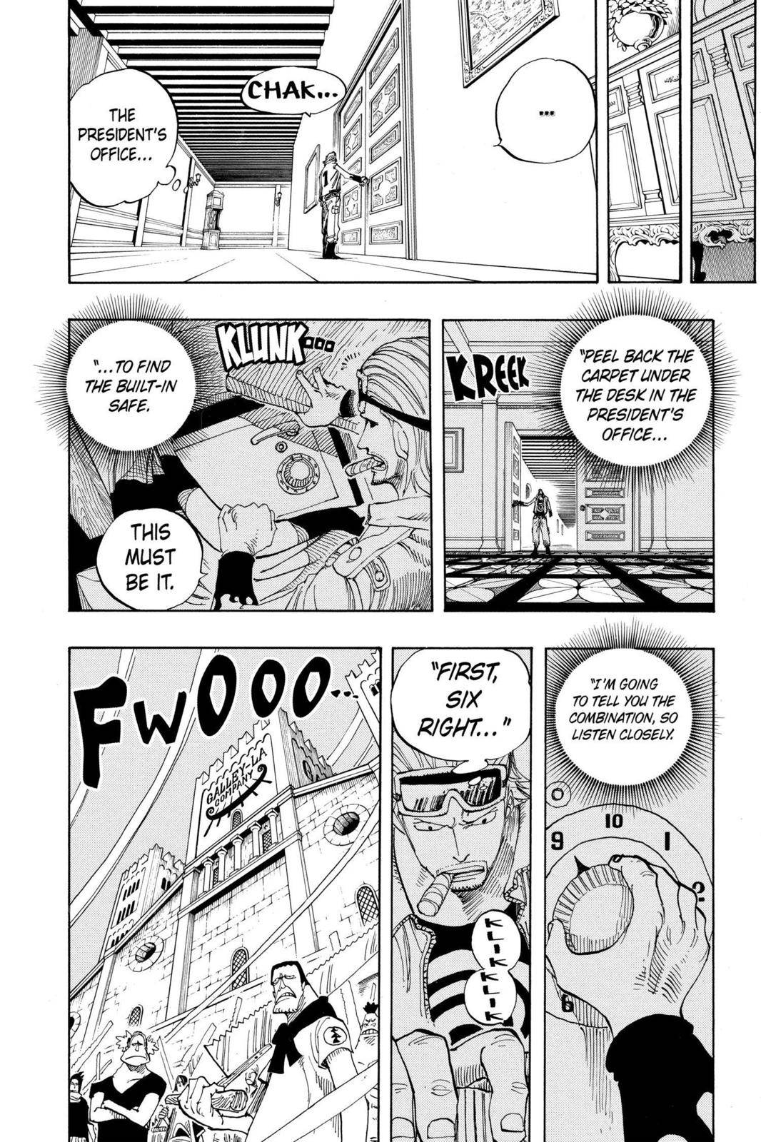 One Piece Chapter 342 Page 12
