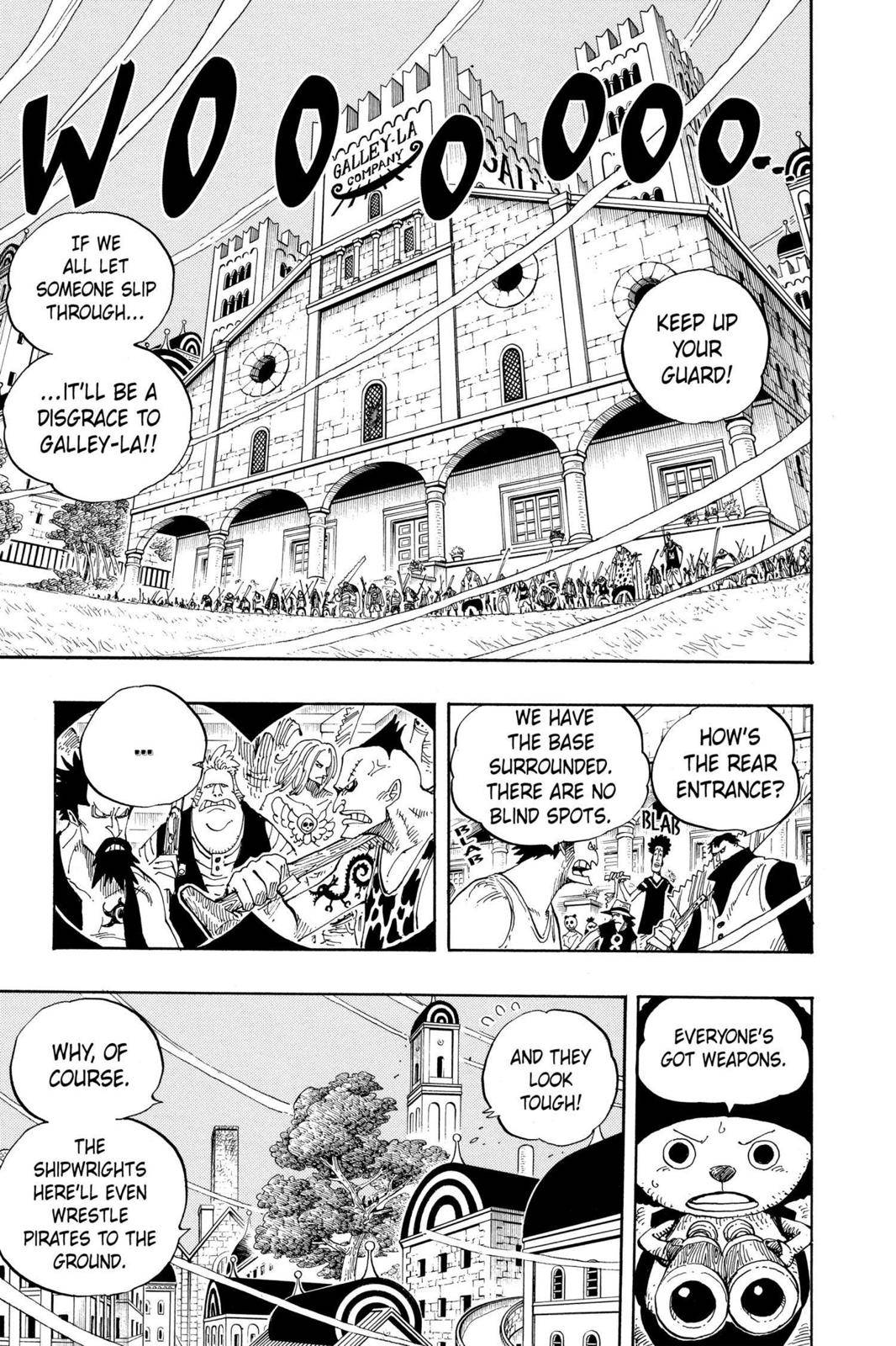 One Piece Chapter 342 Page 5