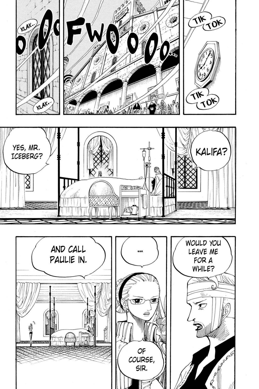 One Piece Chapter 342 Page 7
