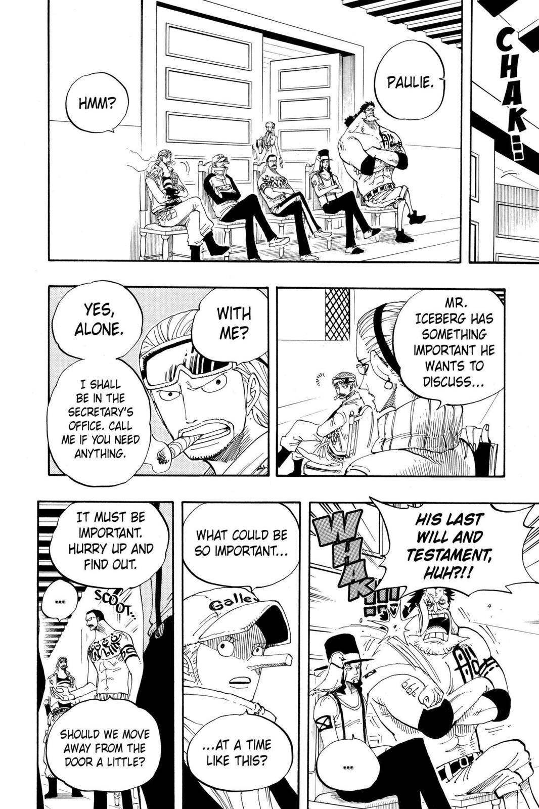 One Piece Chapter 342 Page 8