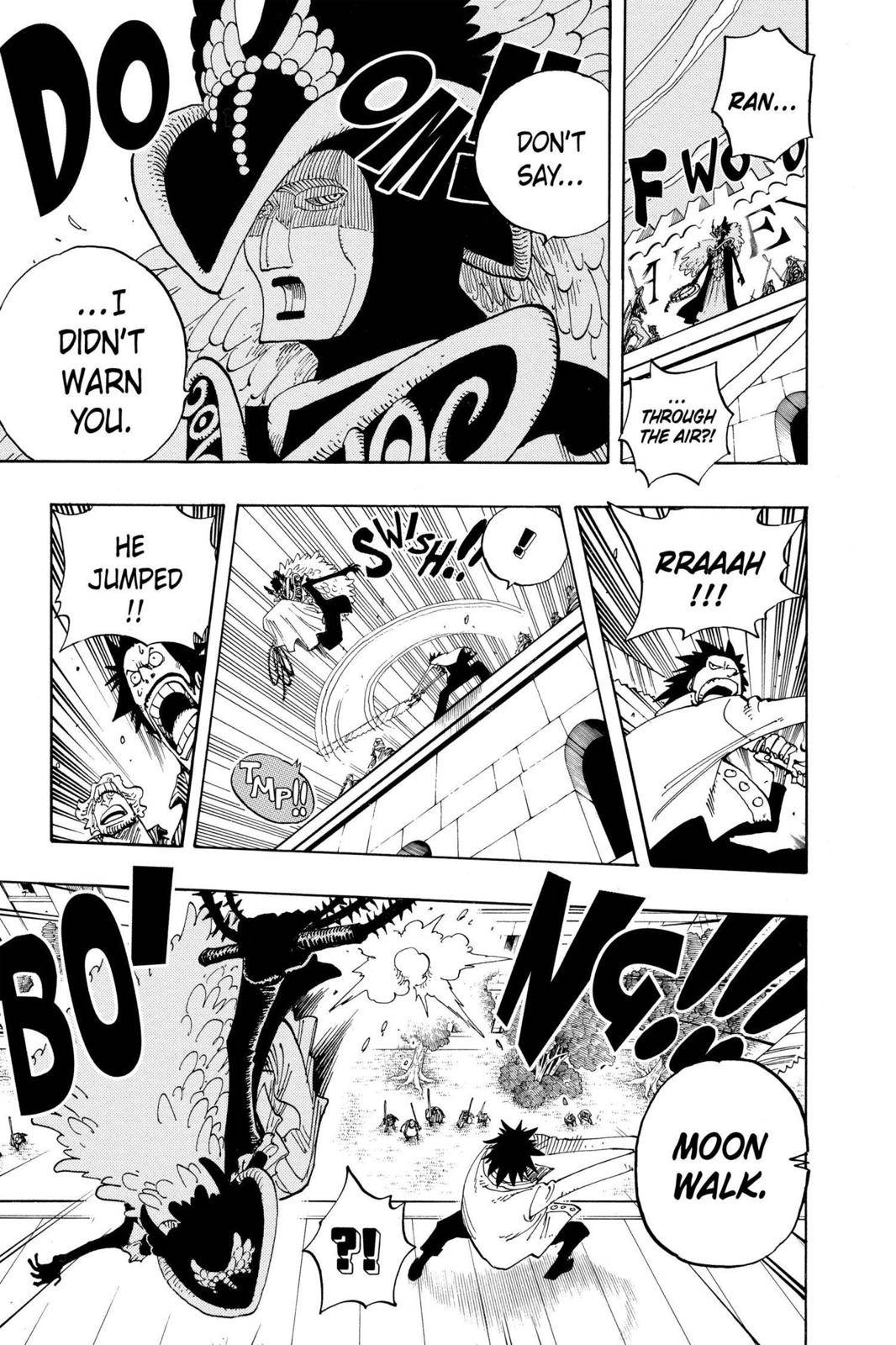 One Piece Chapter 343 Page 5