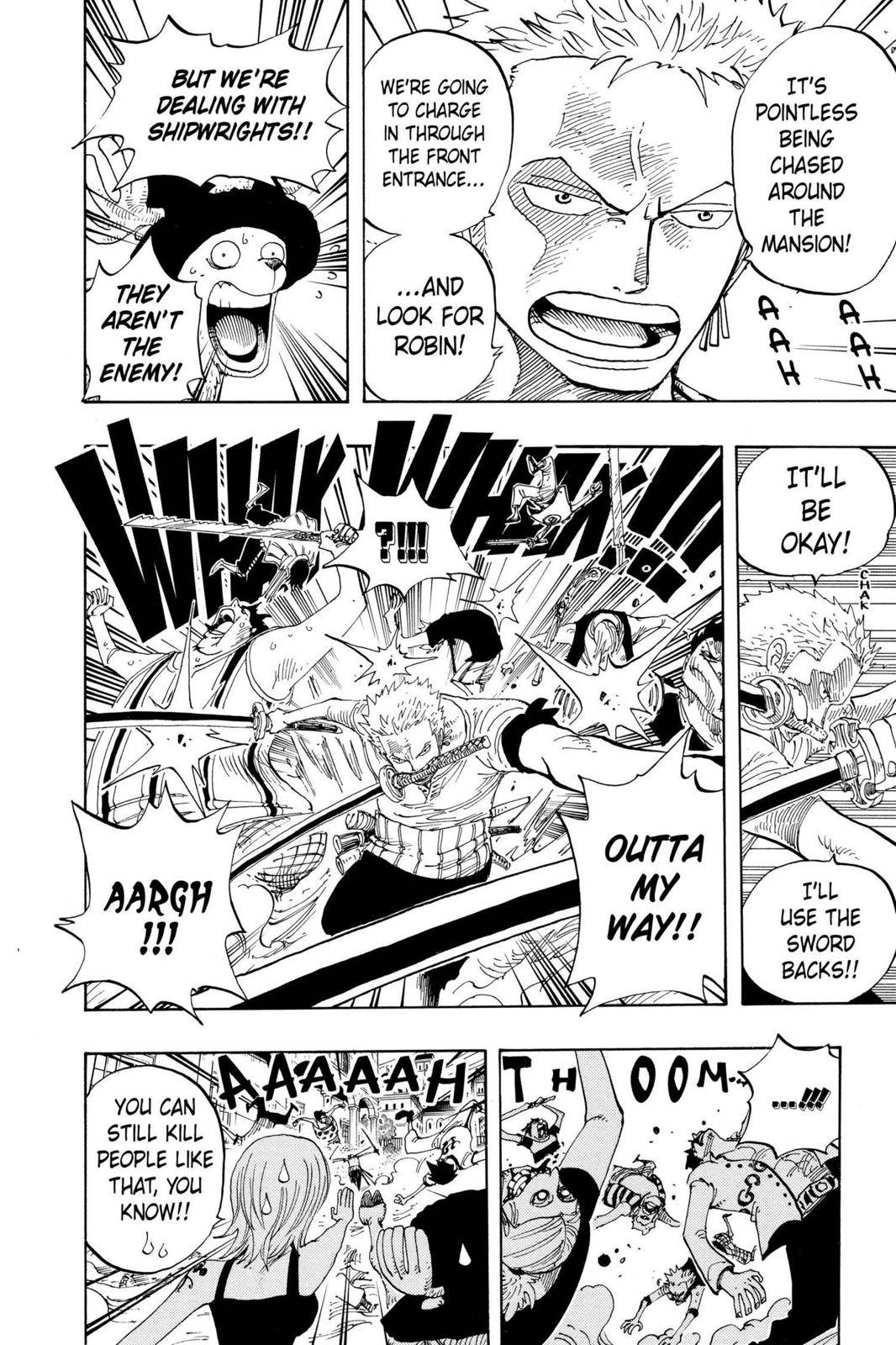 One Piece Chapter 344 Page 6