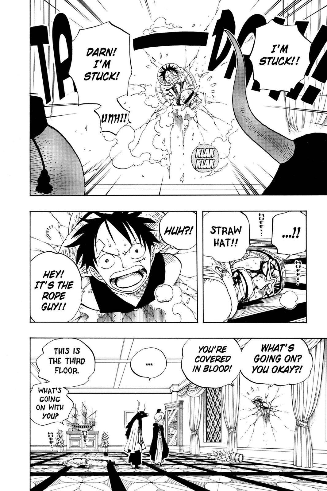 One Piece Chapter 345 Page 4