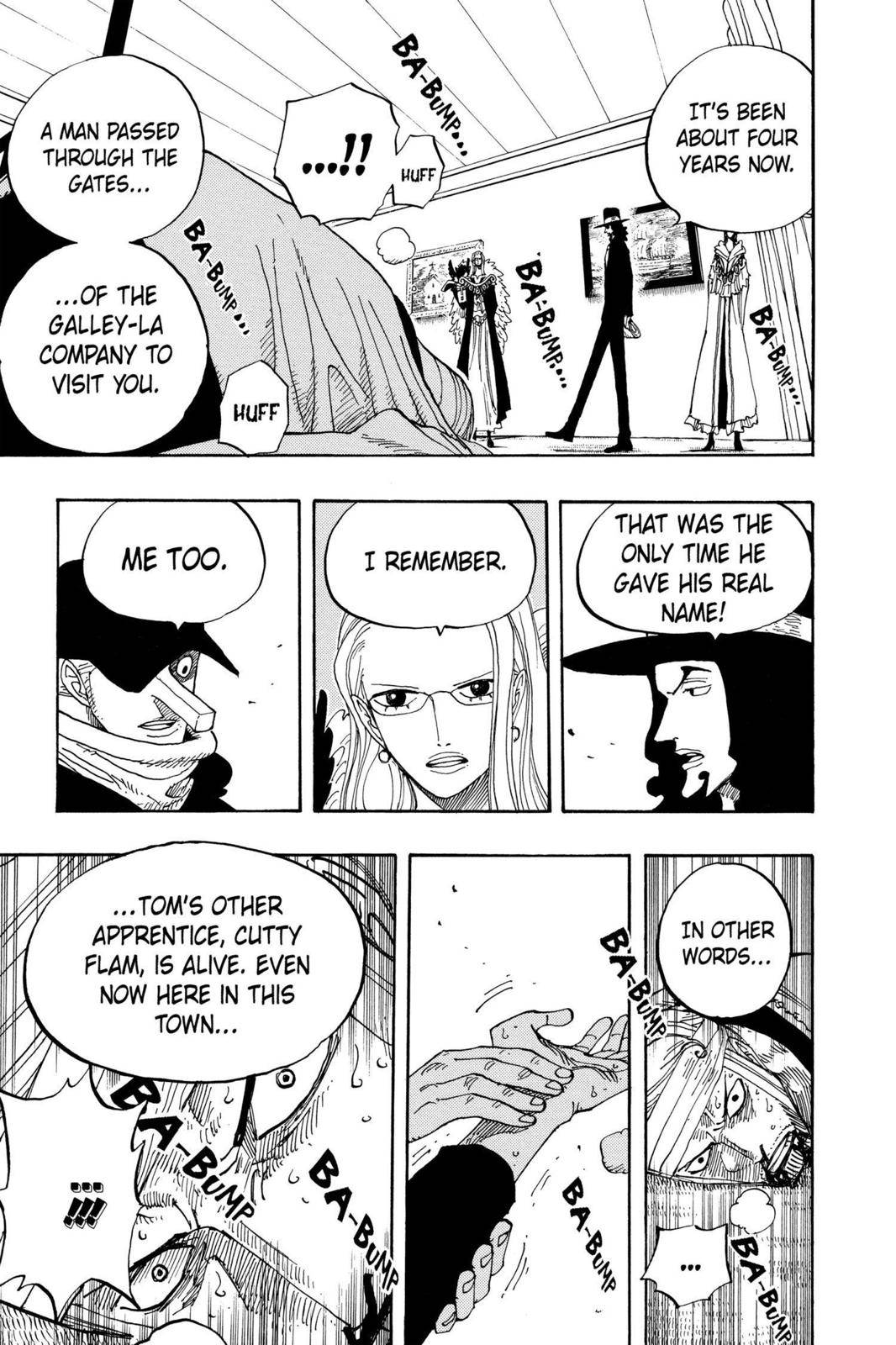 One Piece Chapter 346 Page 13