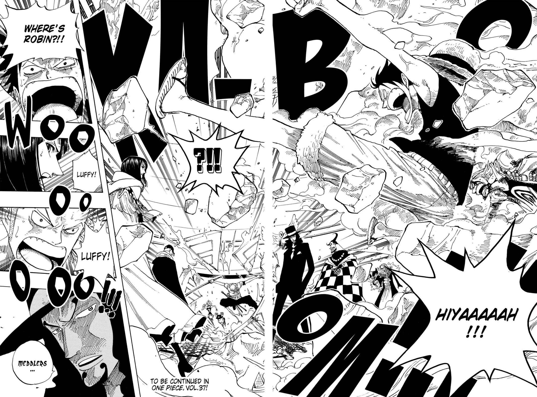 One Piece Chapter 346 Page 18