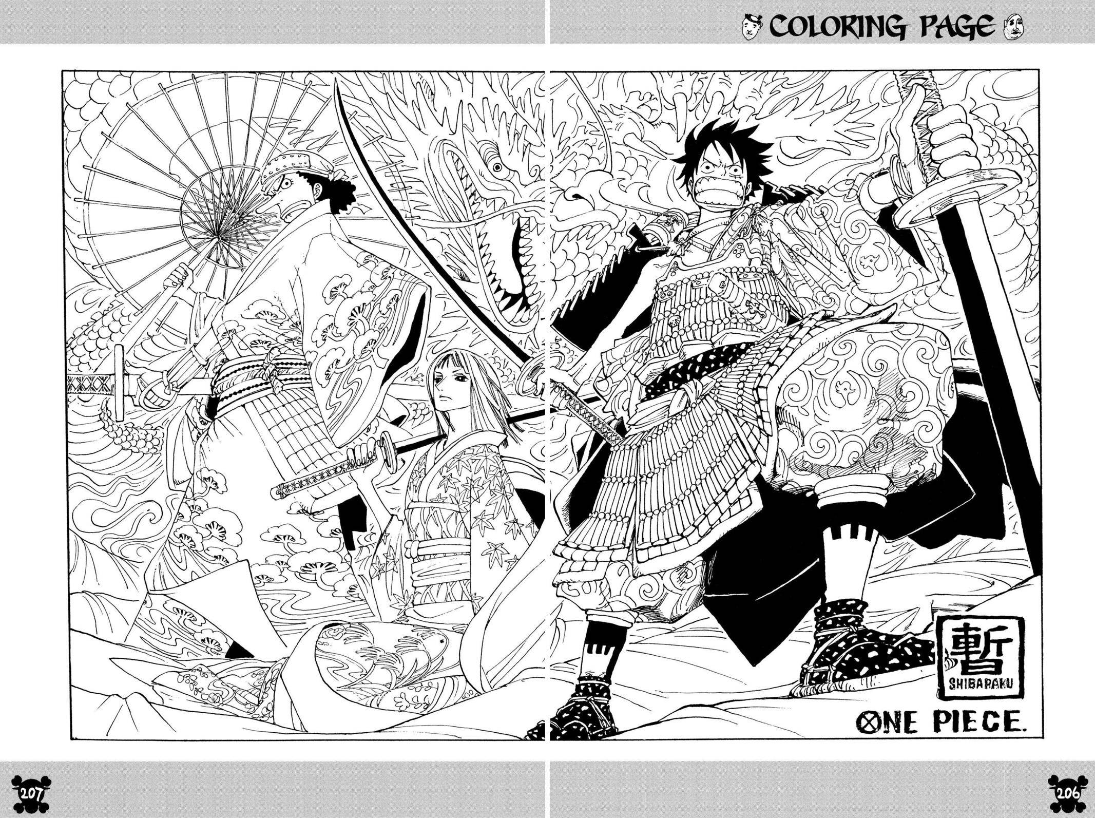 One Piece Chapter 346 Page 19