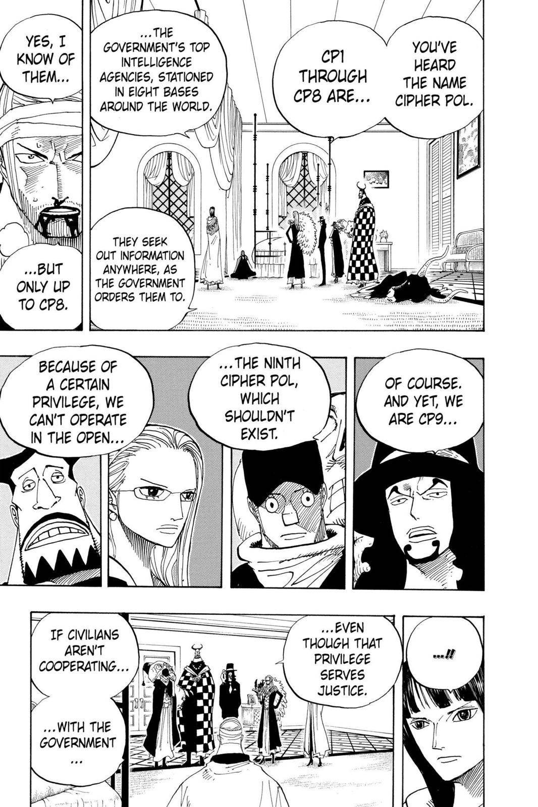 One Piece Chapter 346 Page 5