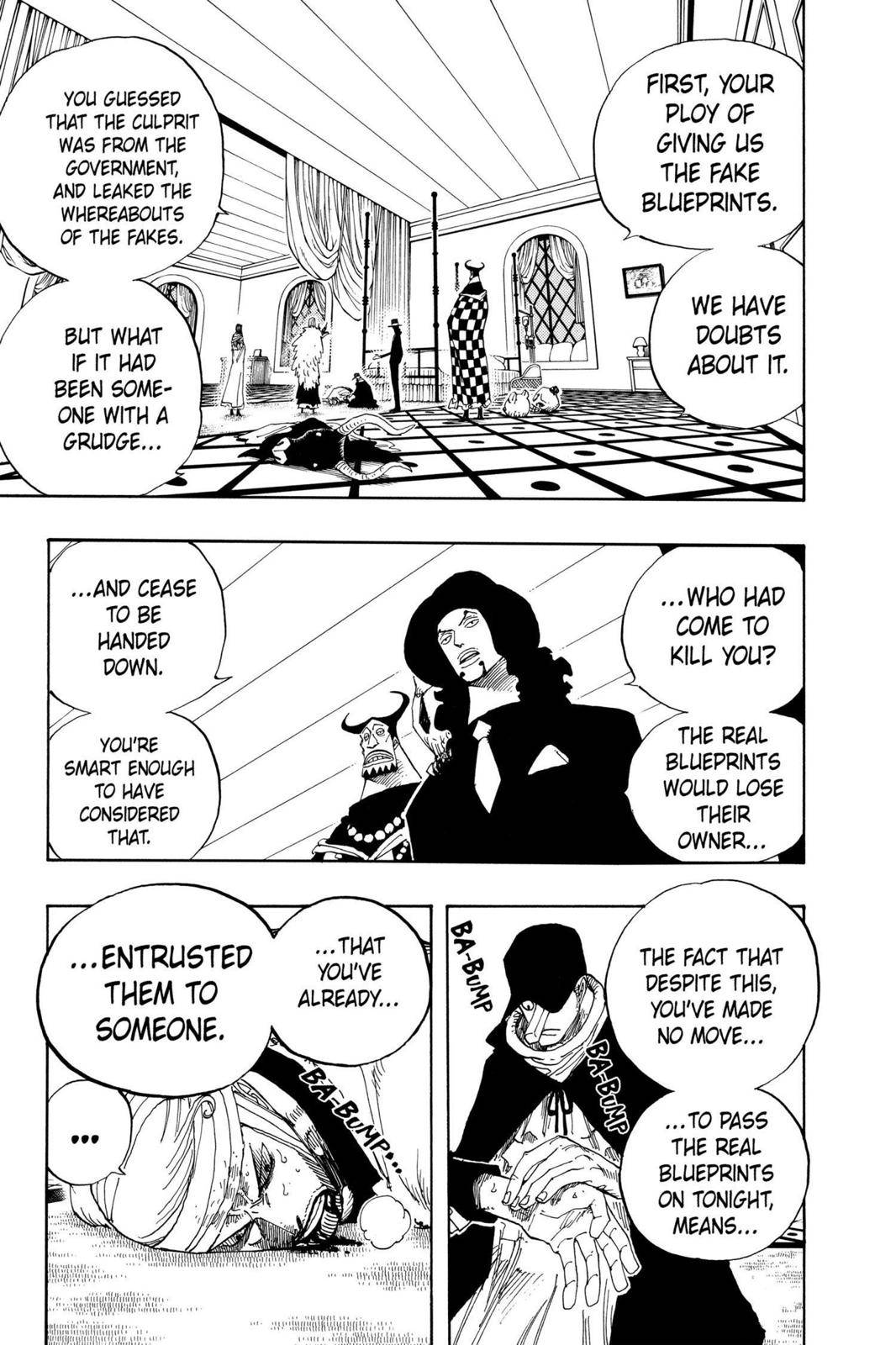 One Piece Chapter 346 Page 9