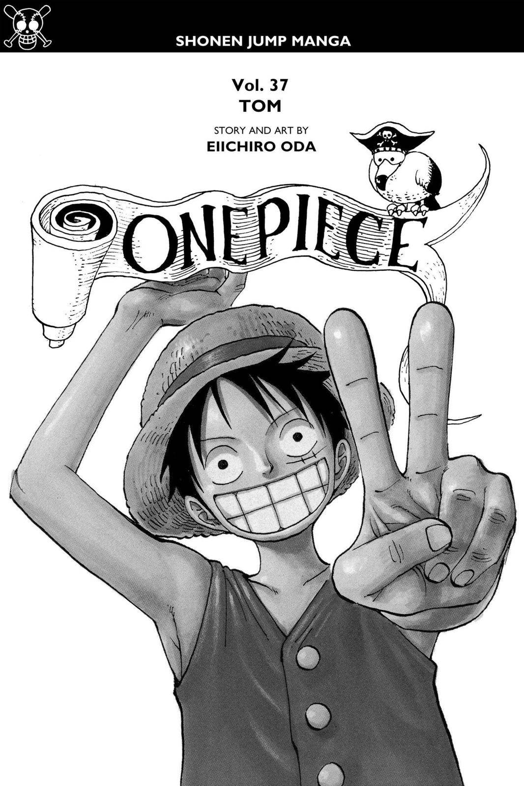 One Piece Chapter 347 Page 4