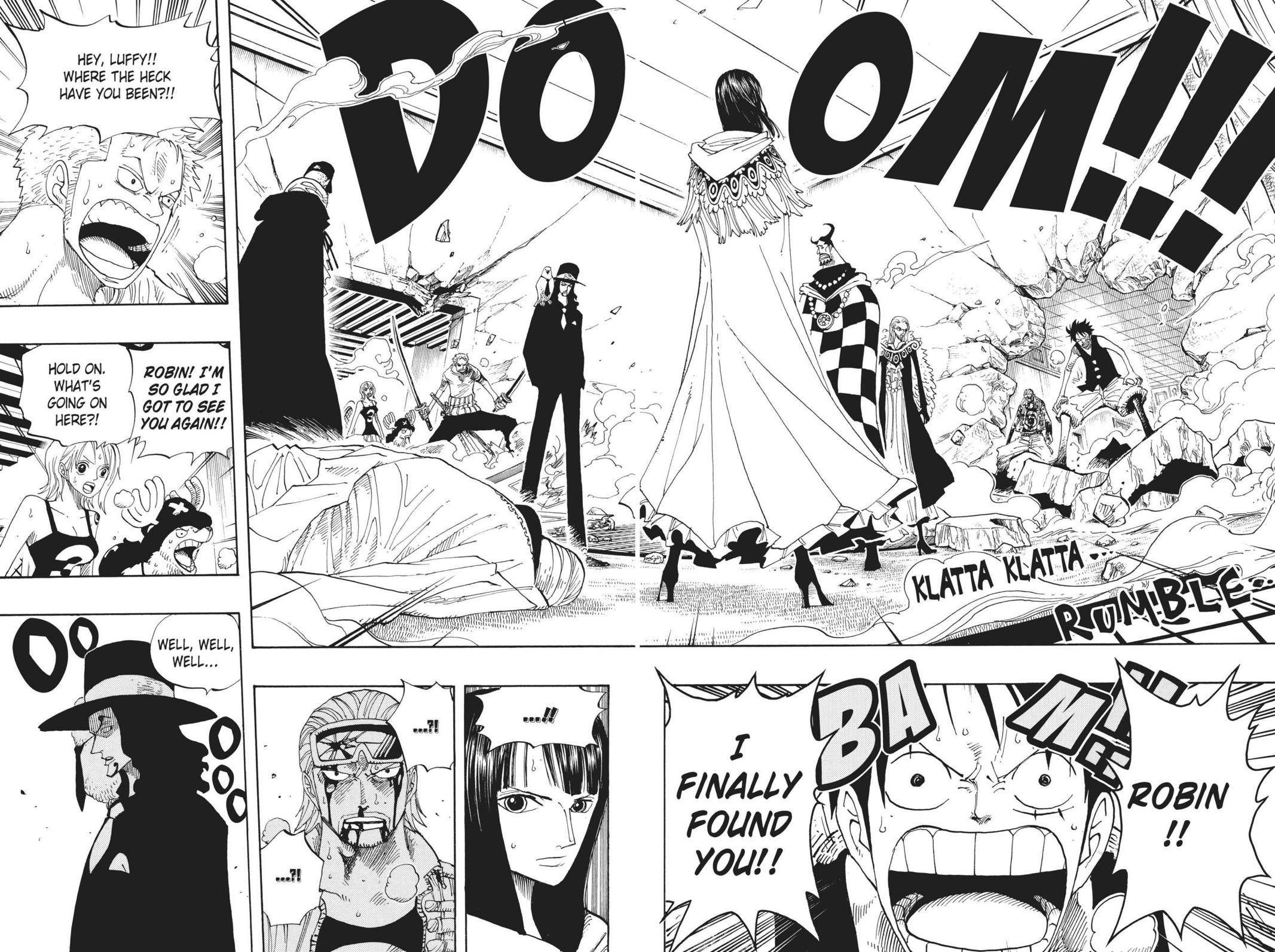 One Piece Chapter 347 Page 8