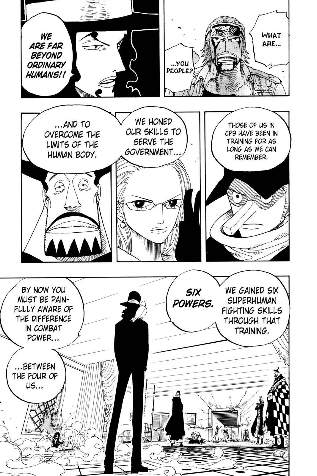 One Piece Chapter 348 Page 17
