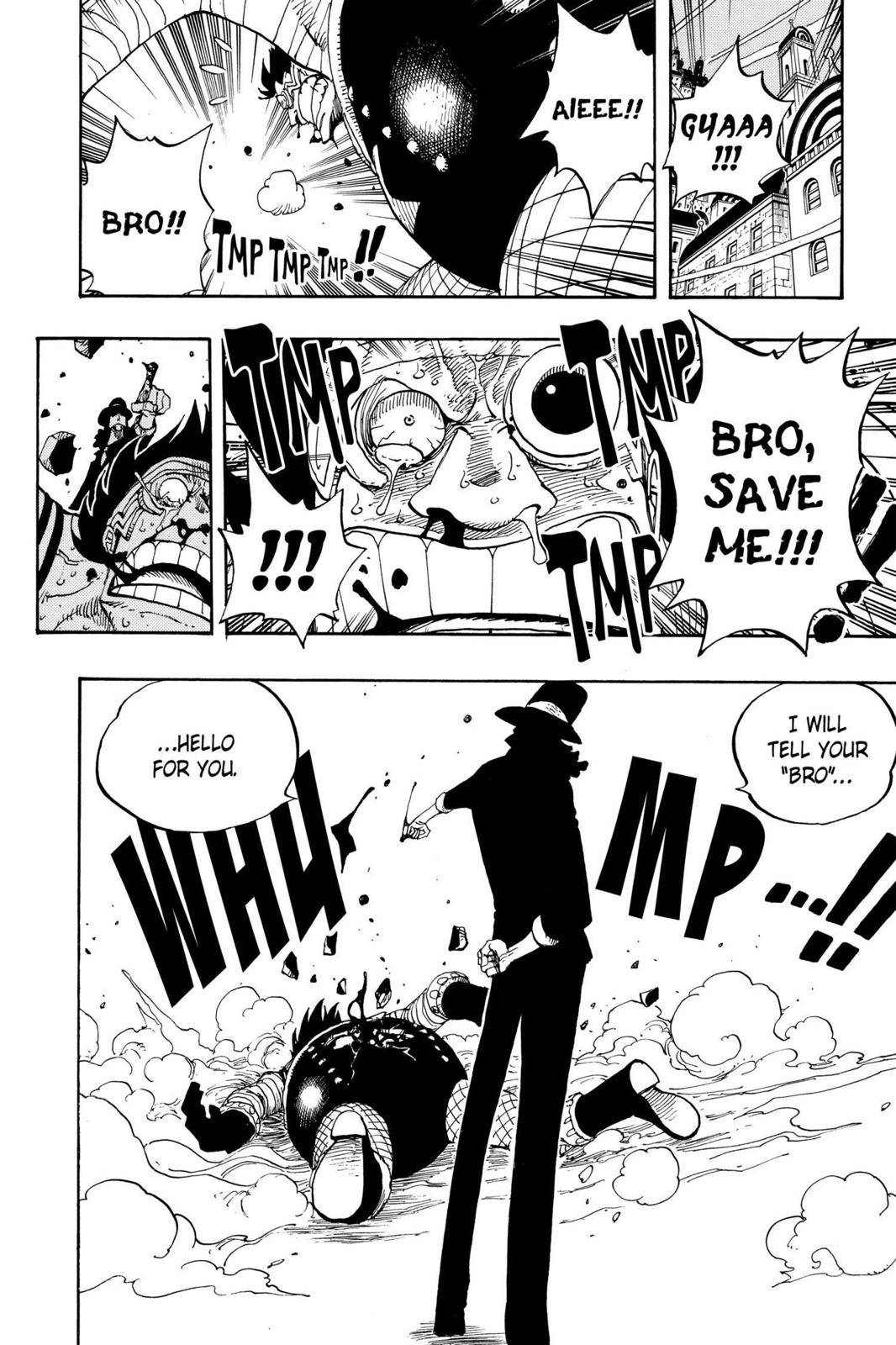 One Piece Chapter 350 Page 16