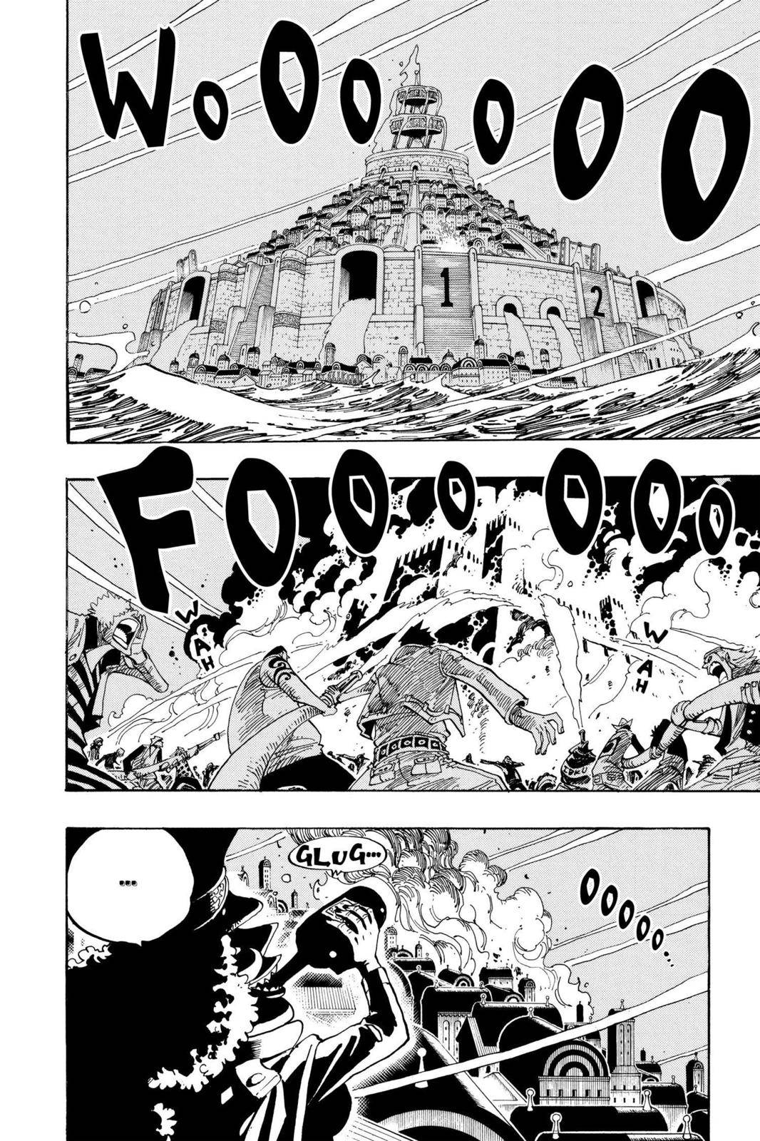 One Piece Chapter 350 Page 2