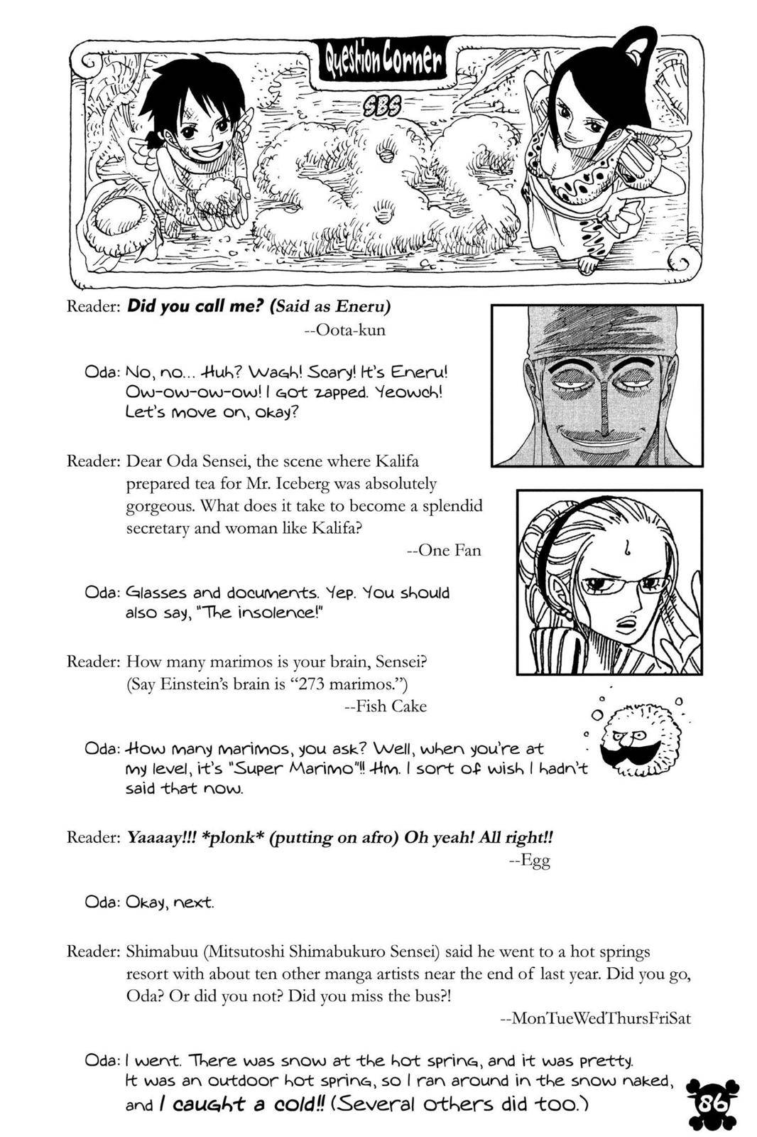 One Piece Chapter 350 Page 20