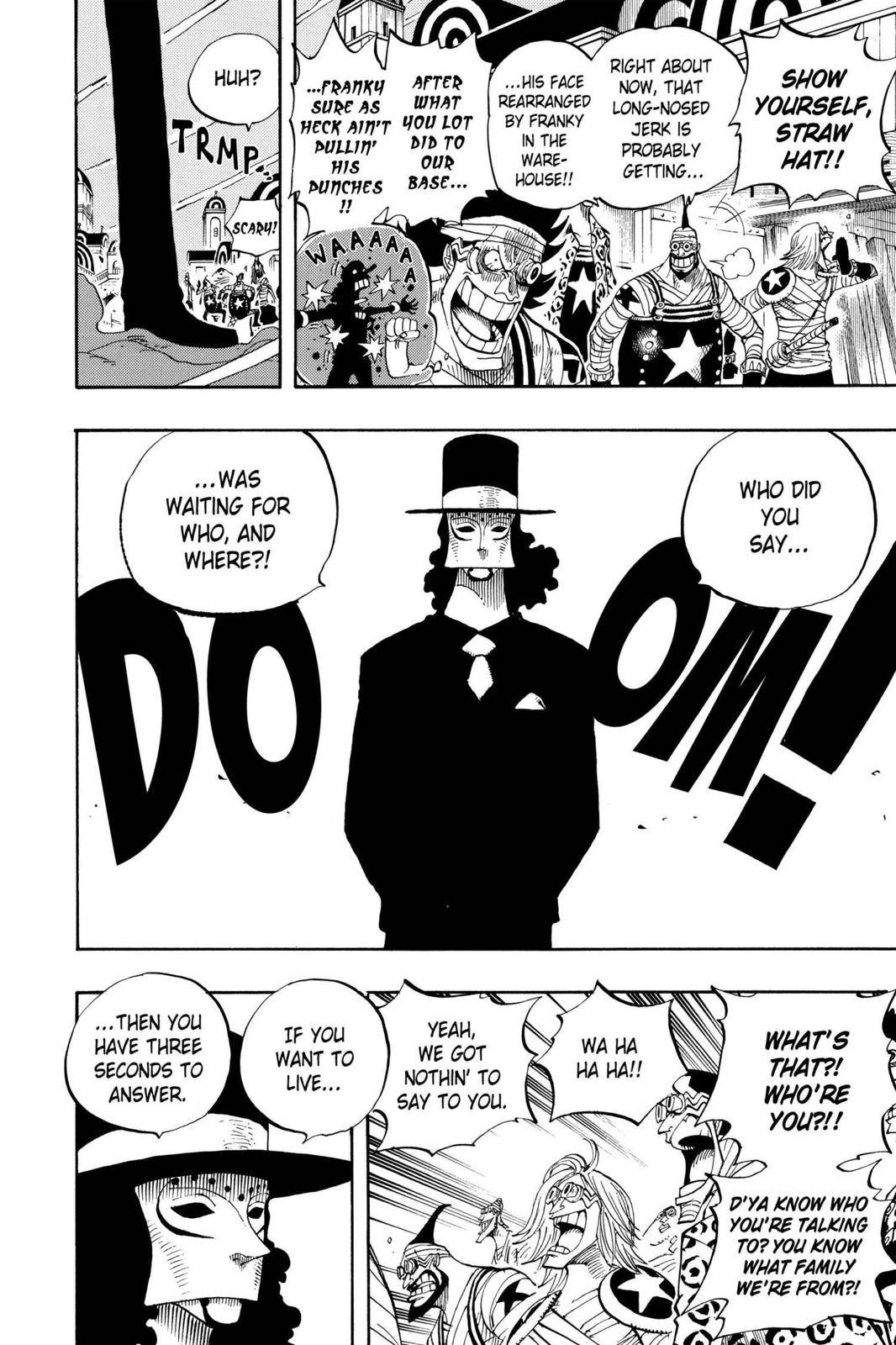 One Piece Chapter 350 Page 6