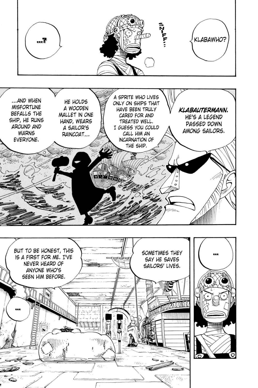 One Piece Chapter 351 Page 17