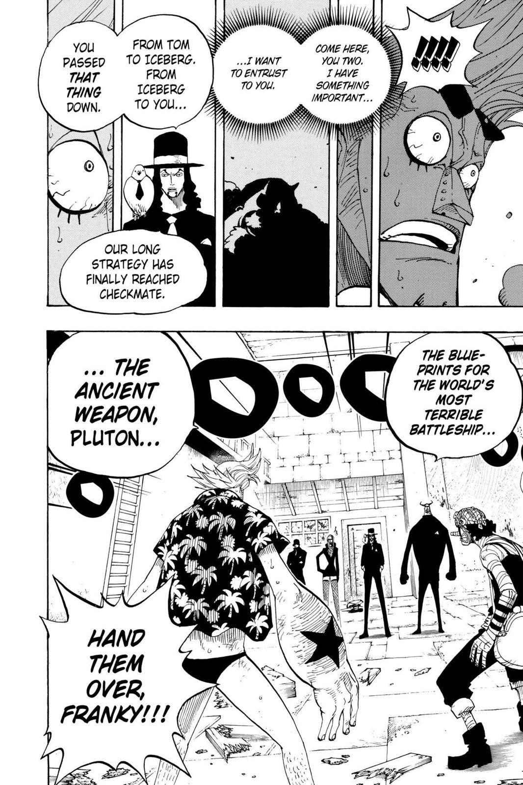 One Piece Chapter 352 Page 14