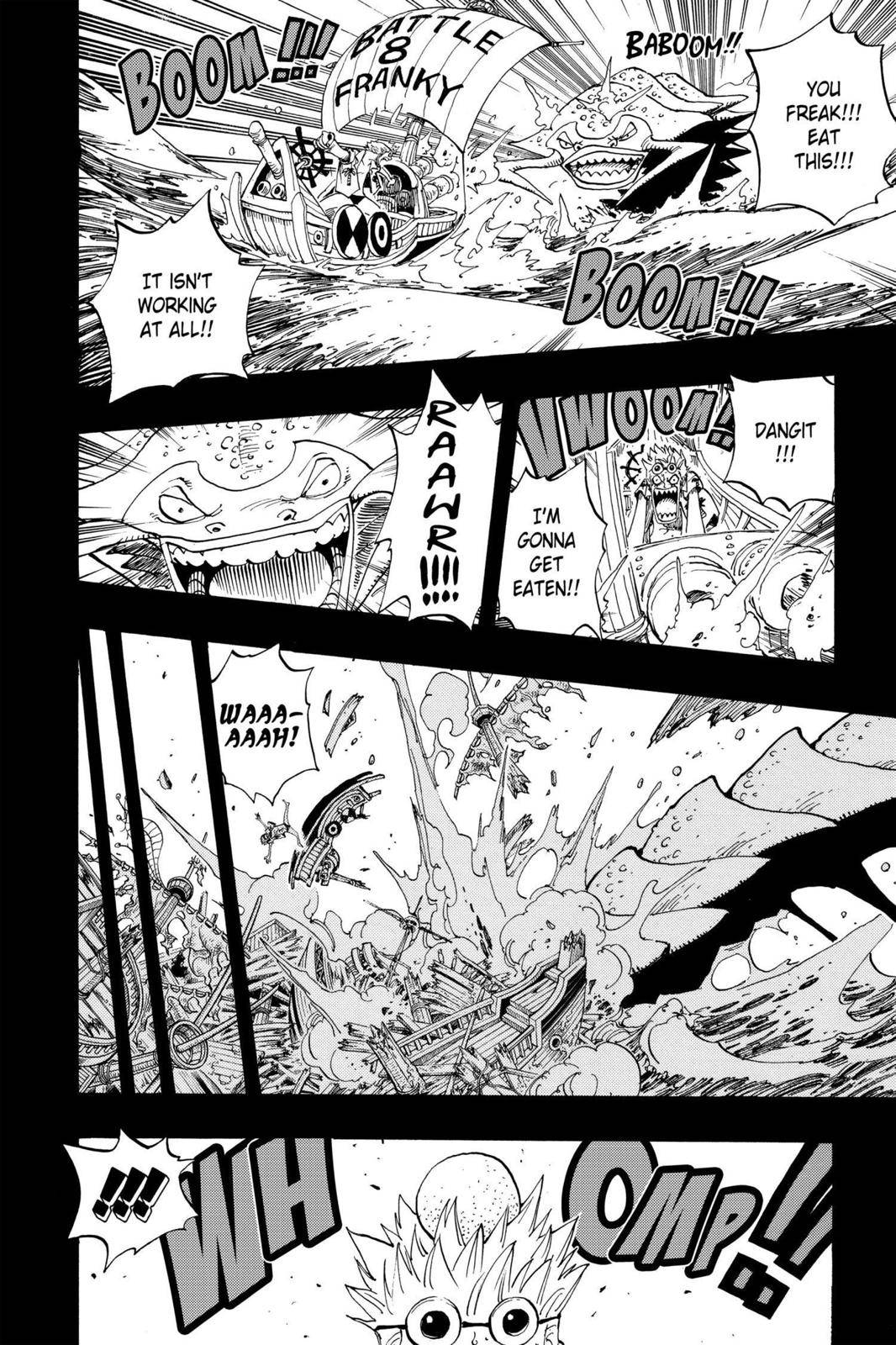 One Piece Chapter 353 Page 10