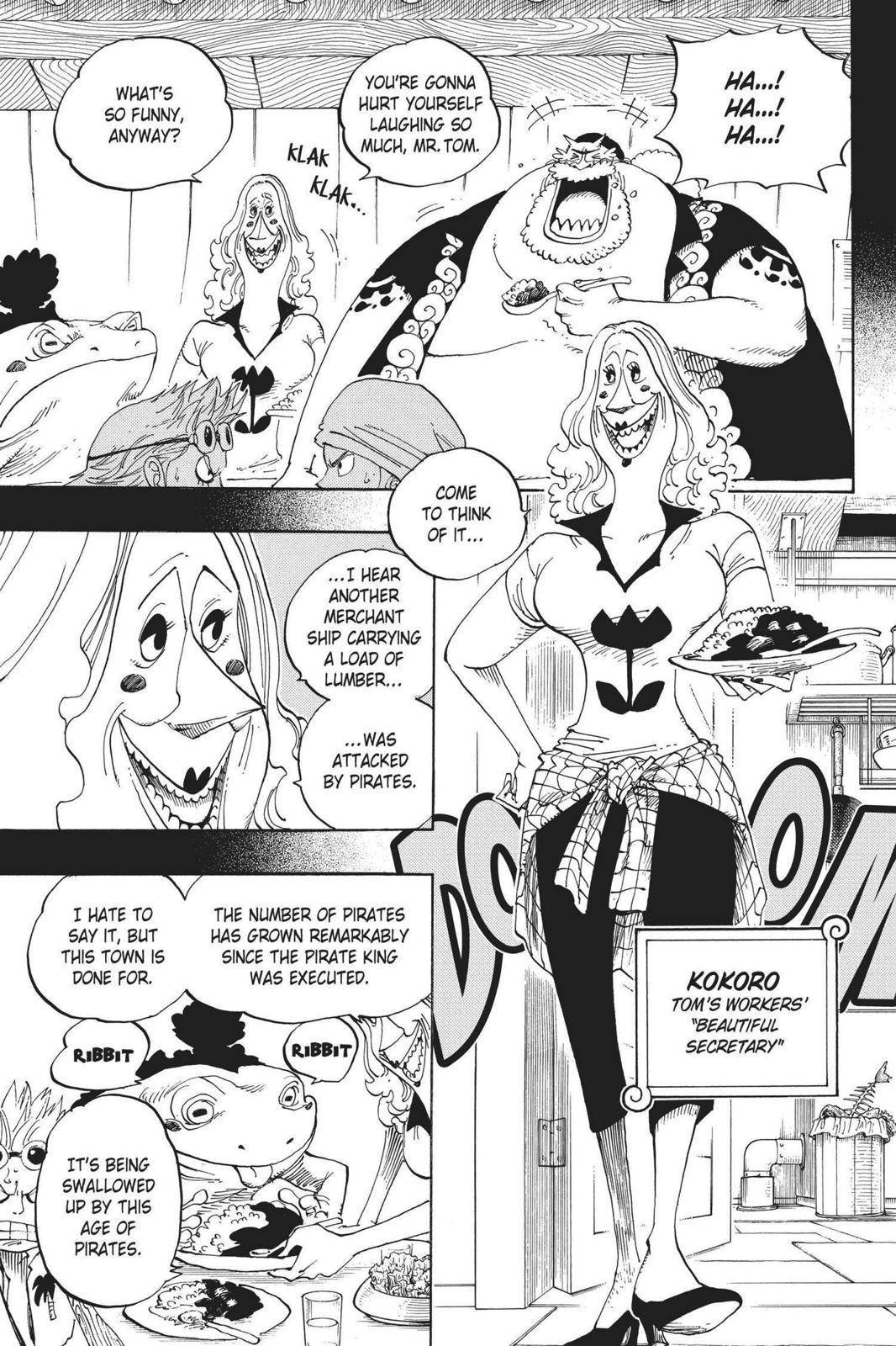 One Piece Chapter 353 Page 15