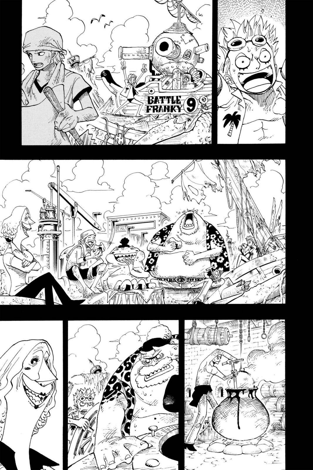 One Piece Chapter 354 Page 14
