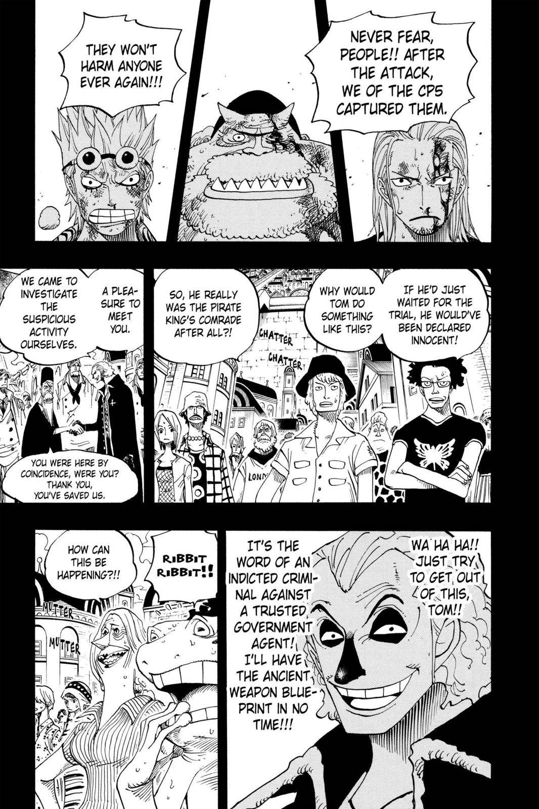 One Piece Chapter 356 Page 13