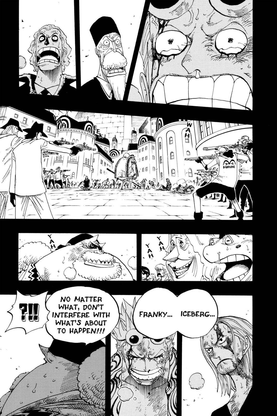 One Piece Chapter 356 Page 19