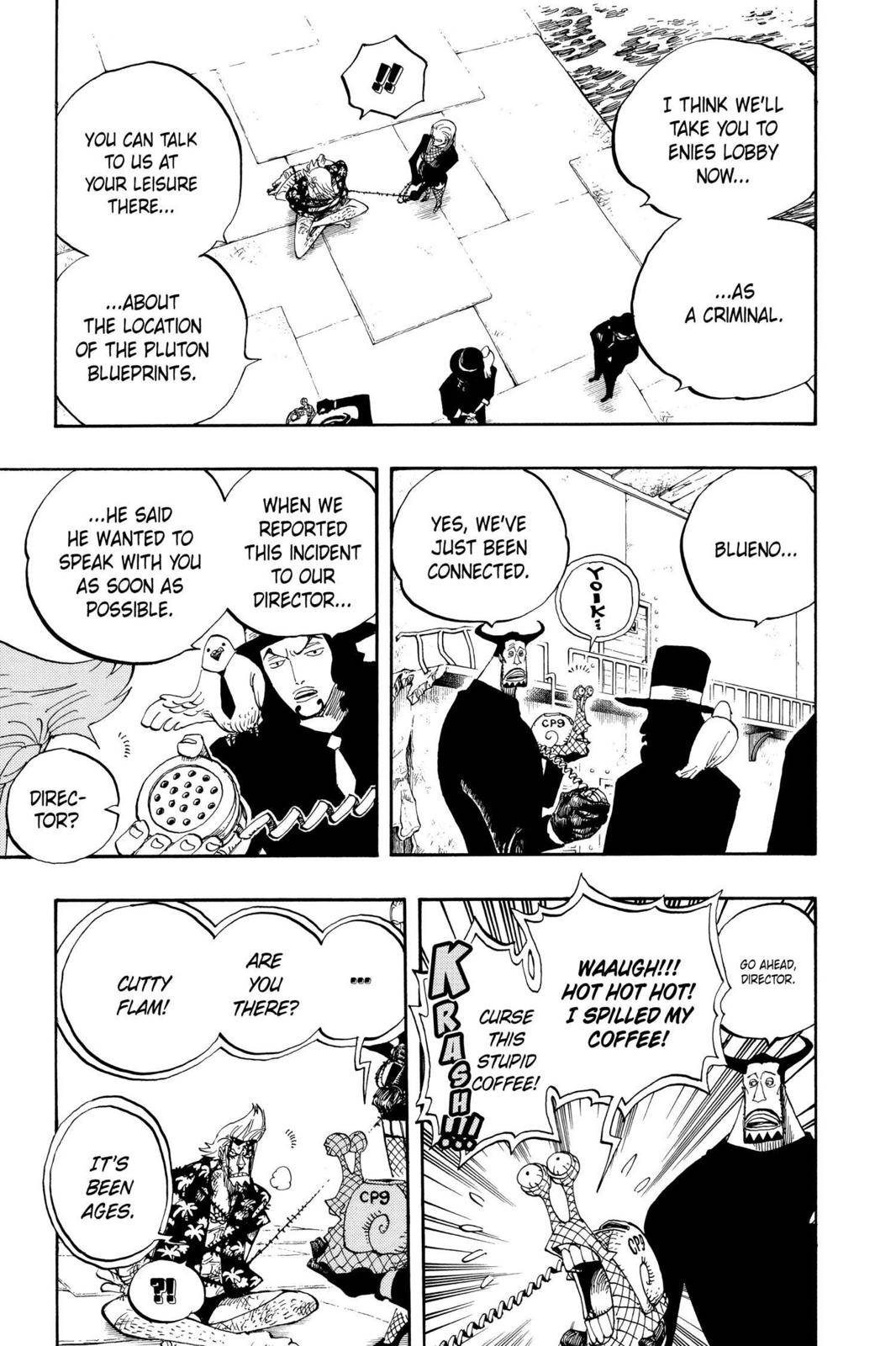 One Piece Chapter 358 Page 19