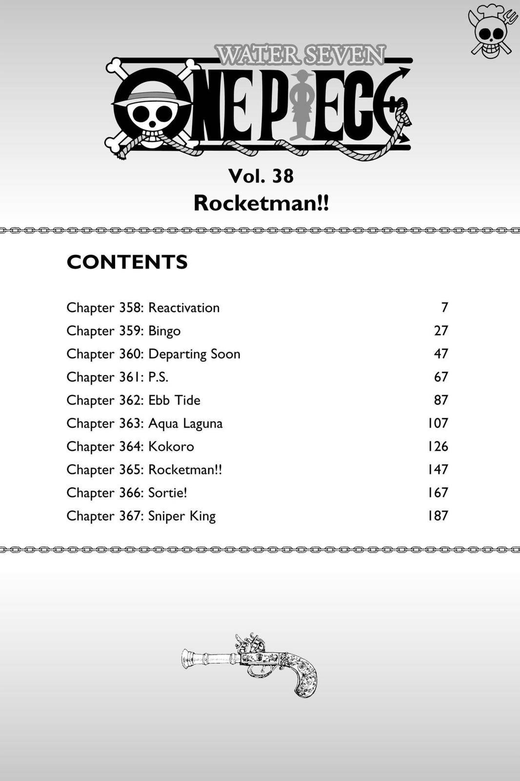 One Piece Chapter 358 Page 6