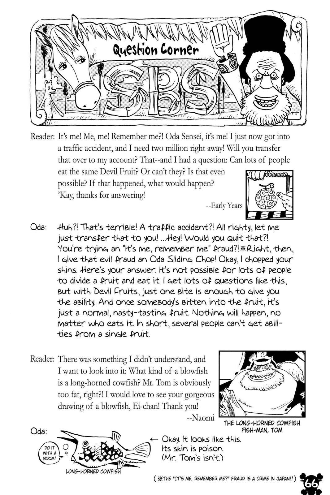 One Piece Chapter 360 Page 20