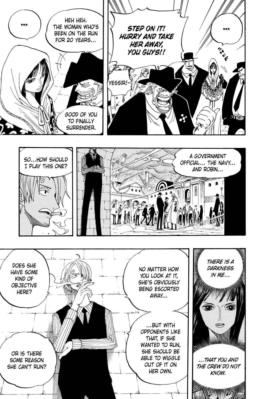 One Piece Chapter 360 Page 3