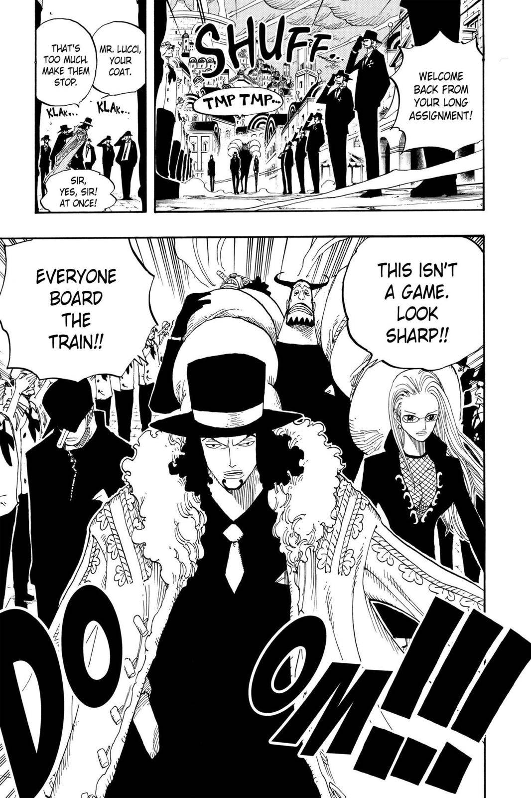 One Piece Chapter 360 Page 5