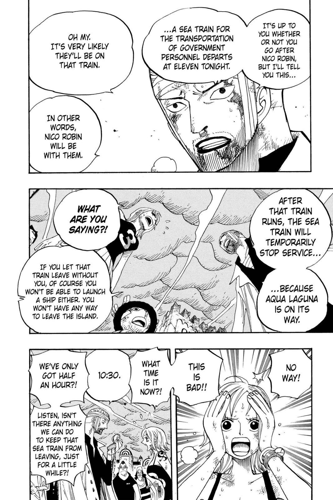 One Piece Chapter 360 Page 8