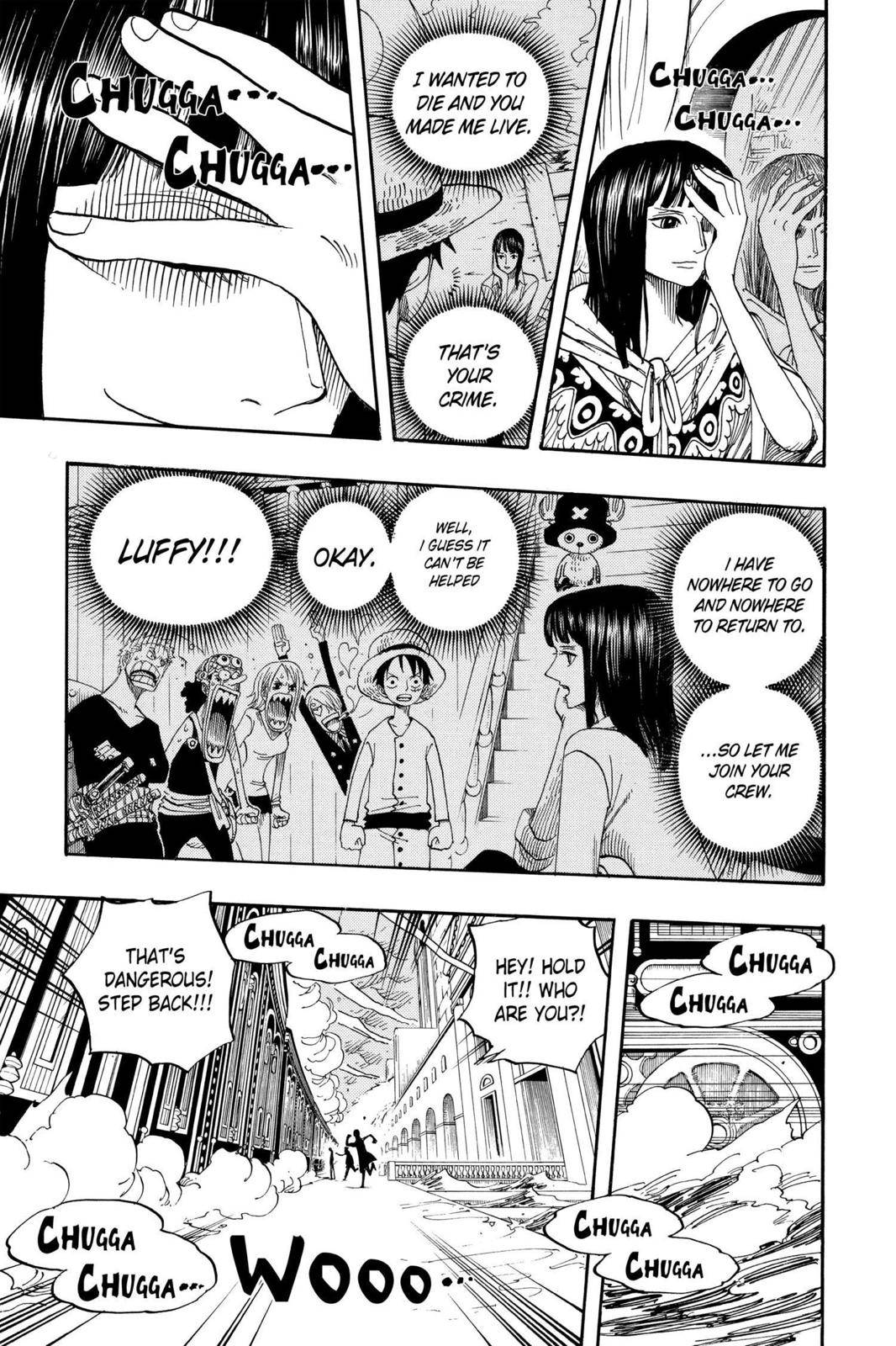 One Piece Chapter 361 Page 7