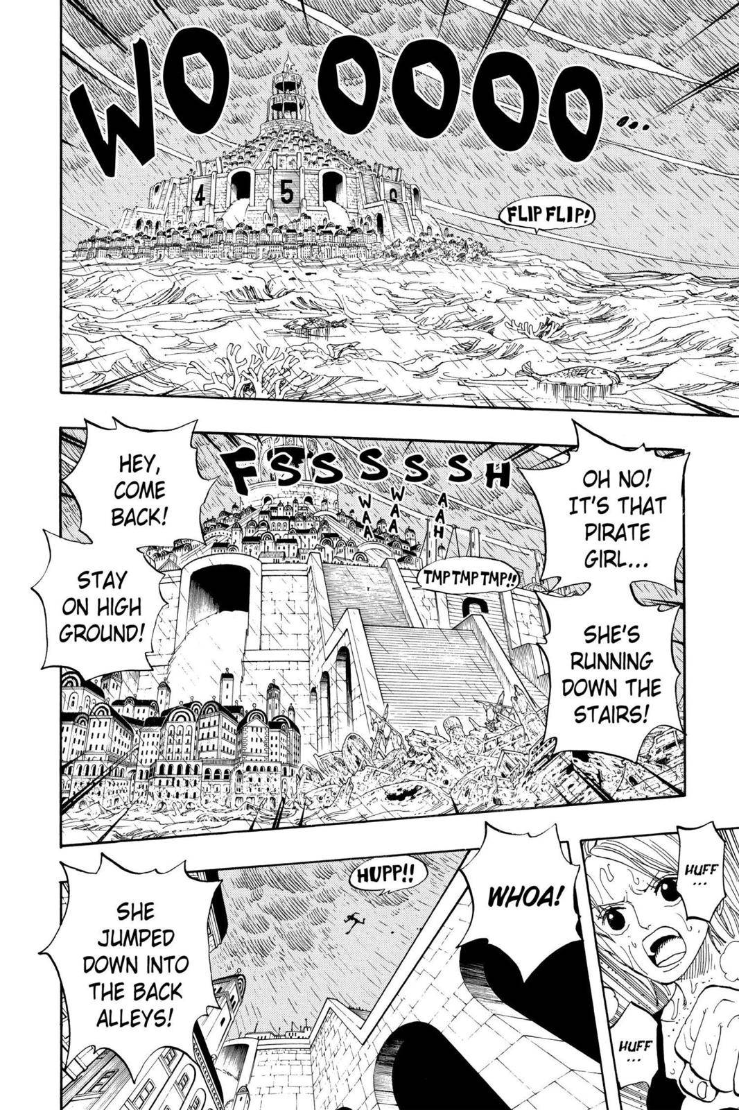 One Piece Chapter 363 Page 2