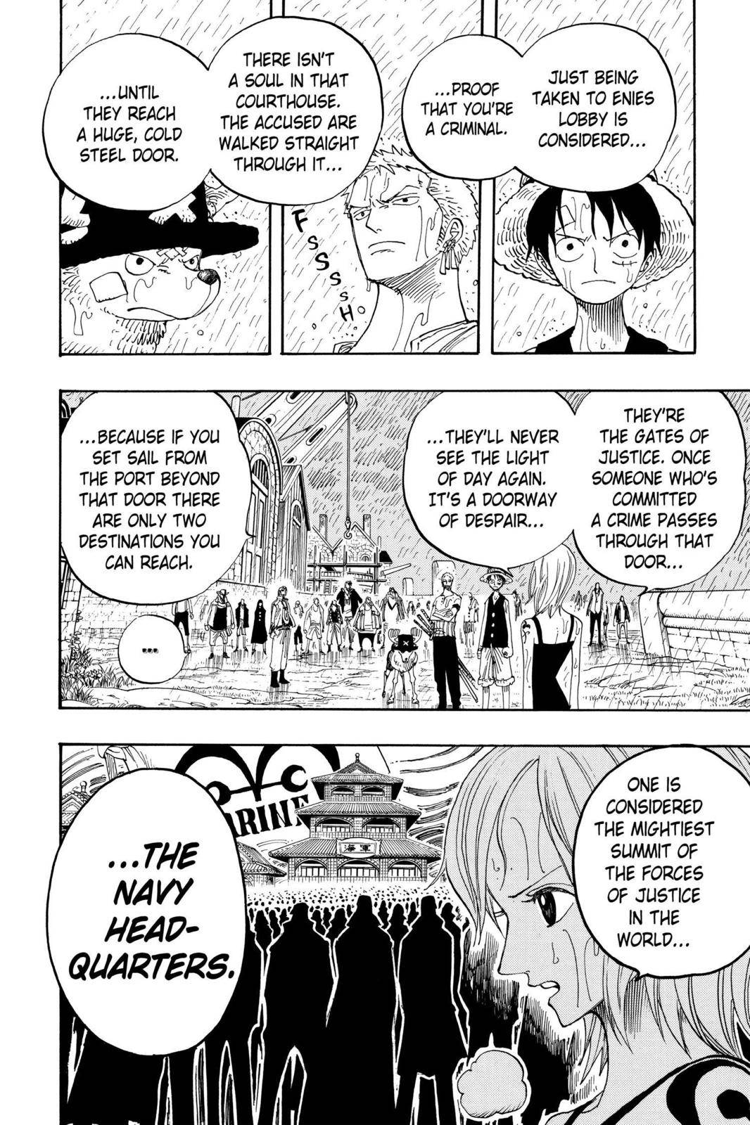 One Piece Chapter 364 Page 13