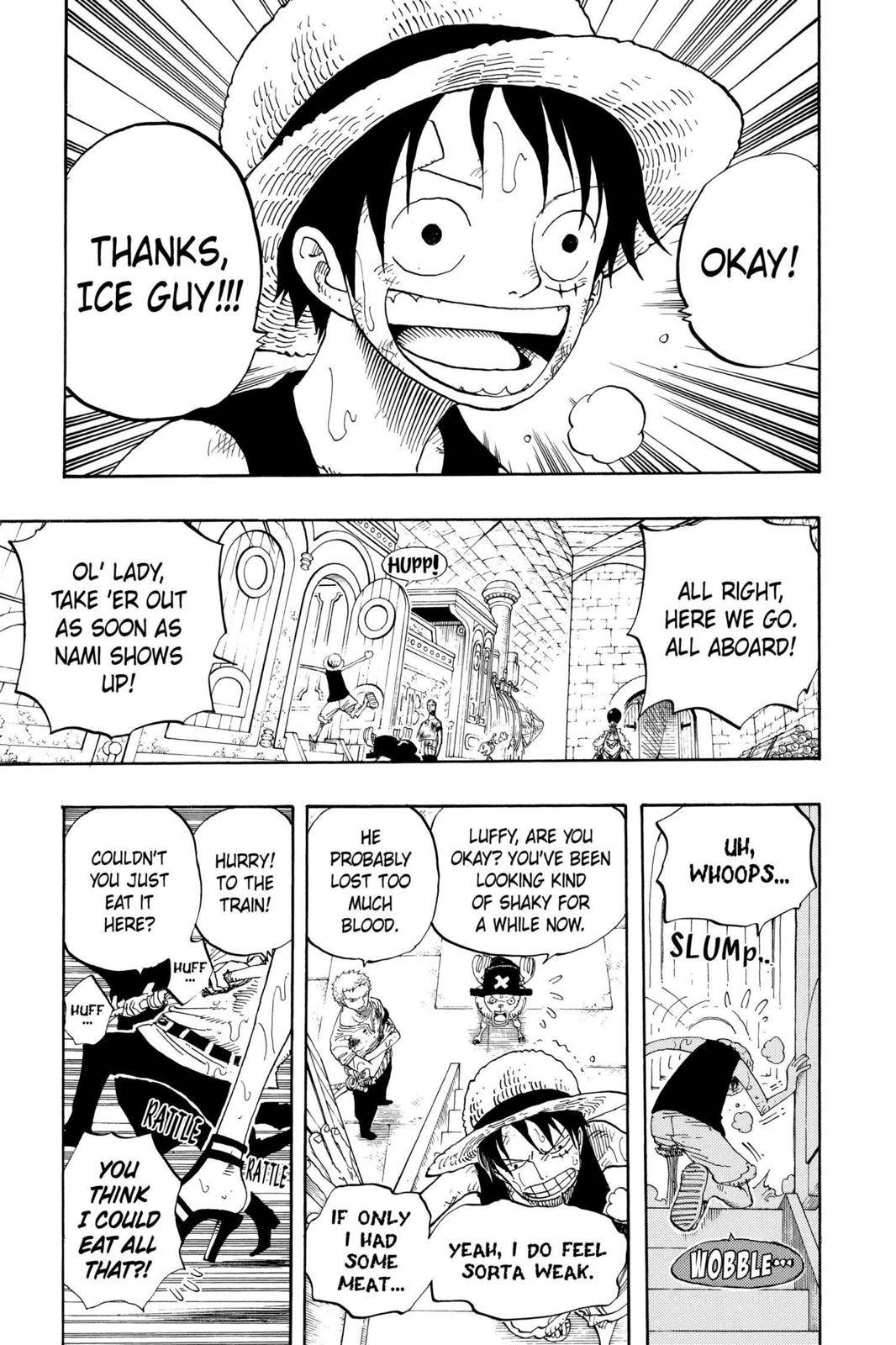 One Piece Chapter 365 Page 12