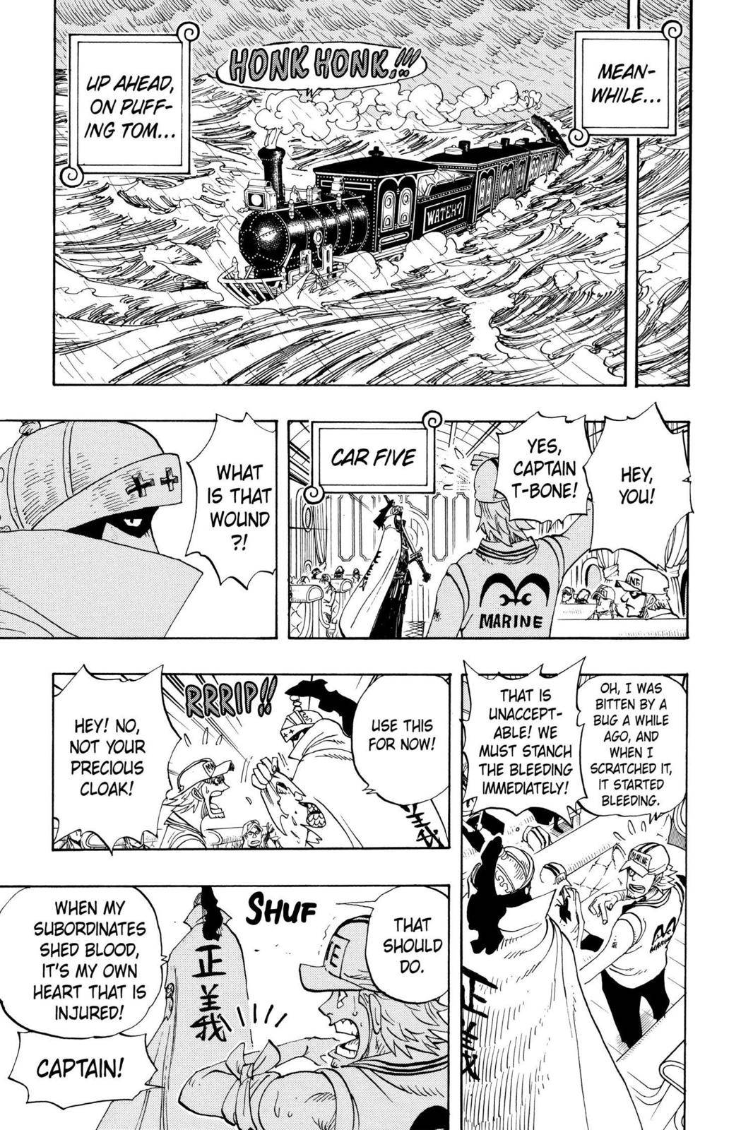 One Piece Chapter 366 Page 15