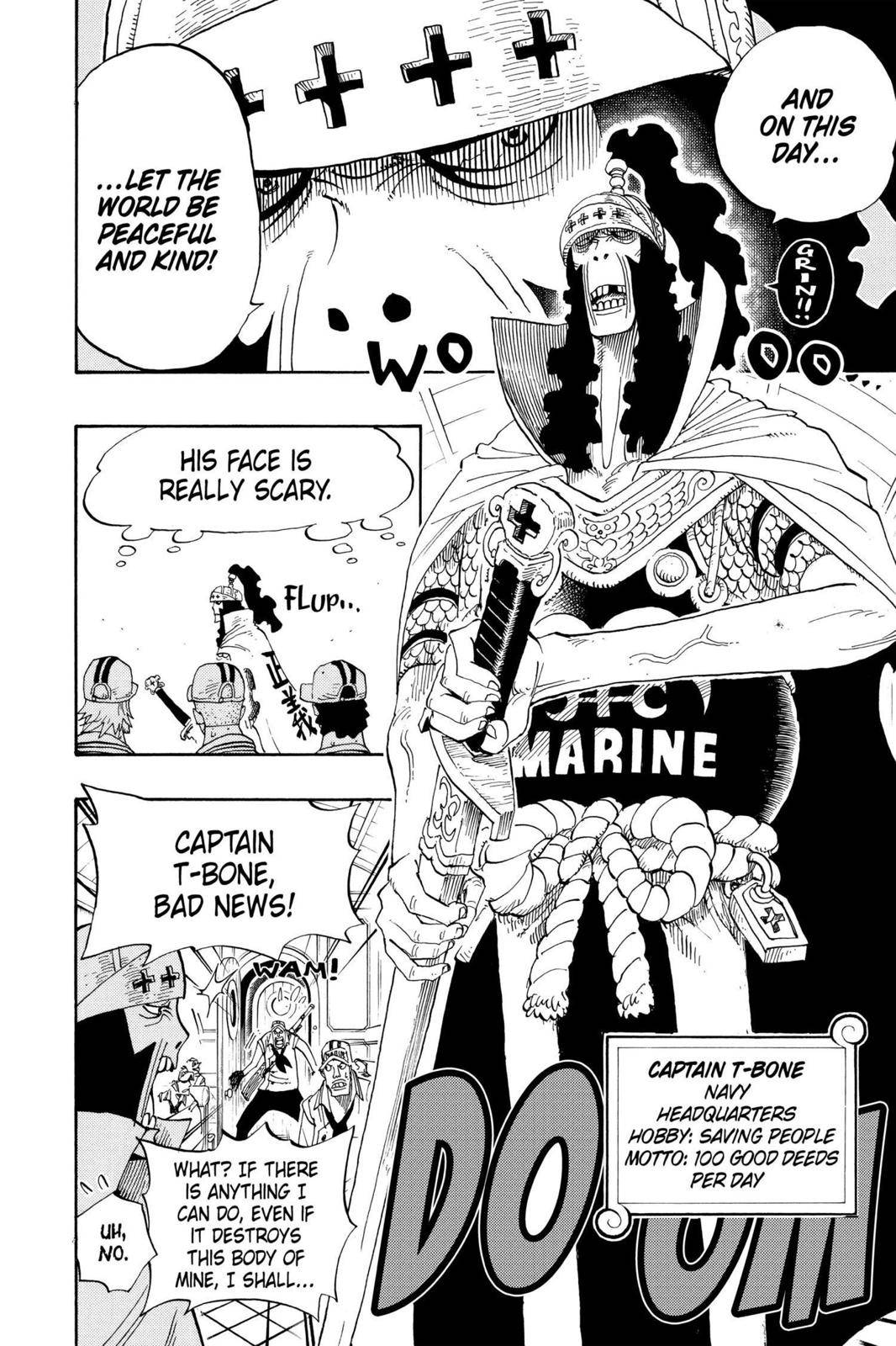 One Piece Chapter 366 Page 16