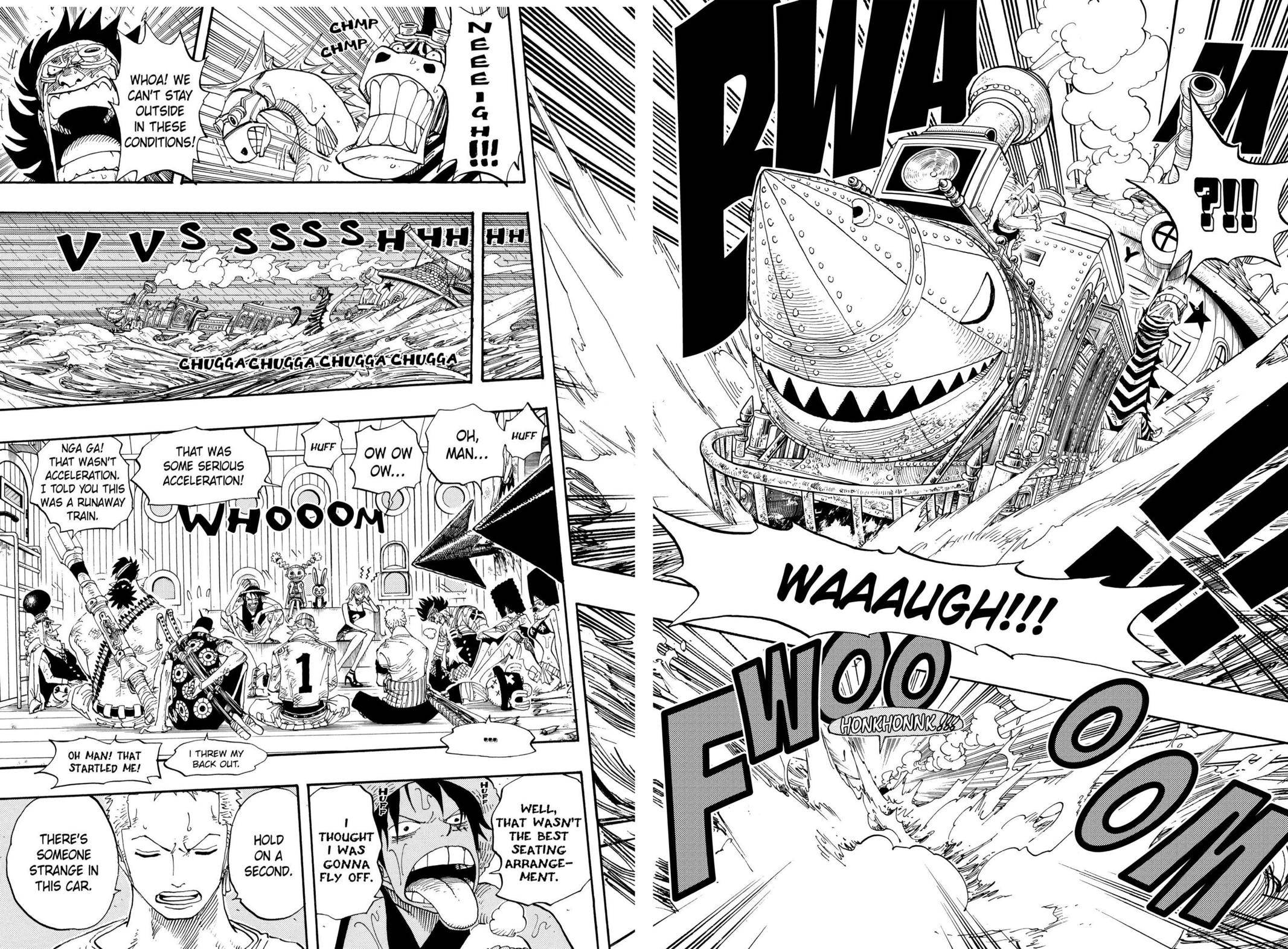 One Piece Chapter 366 Page 7