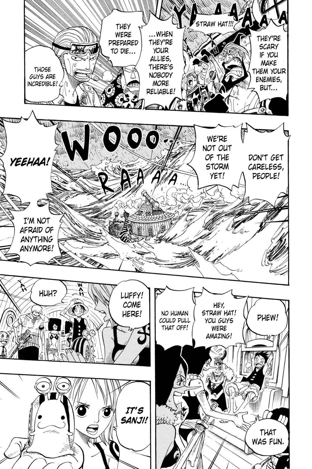One Piece Chapter 367 Page 10