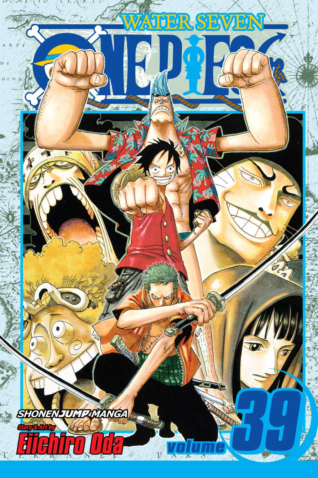 One Piece Chapter 368 Page 1