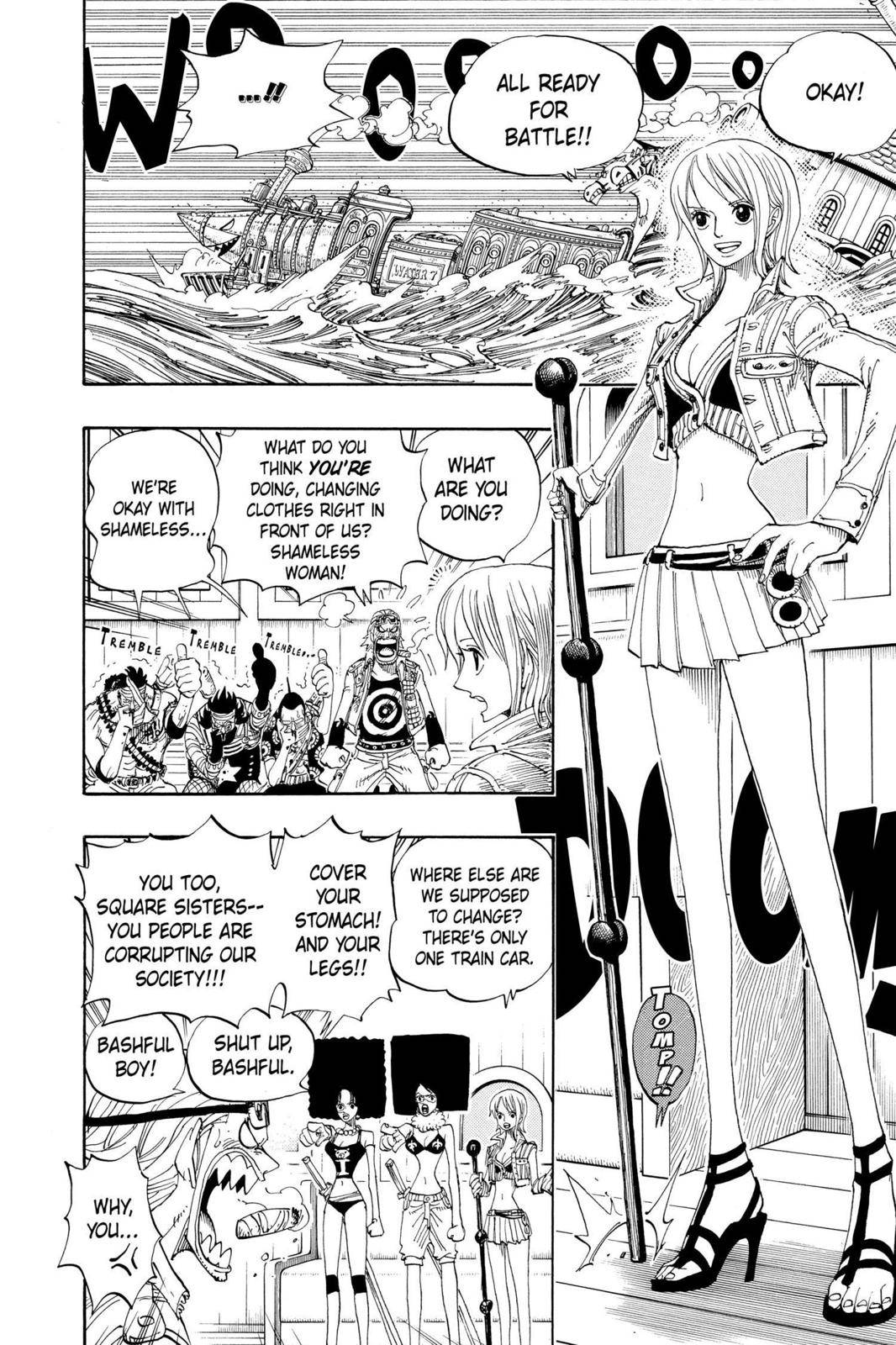One Piece Chapter 368 Page 10