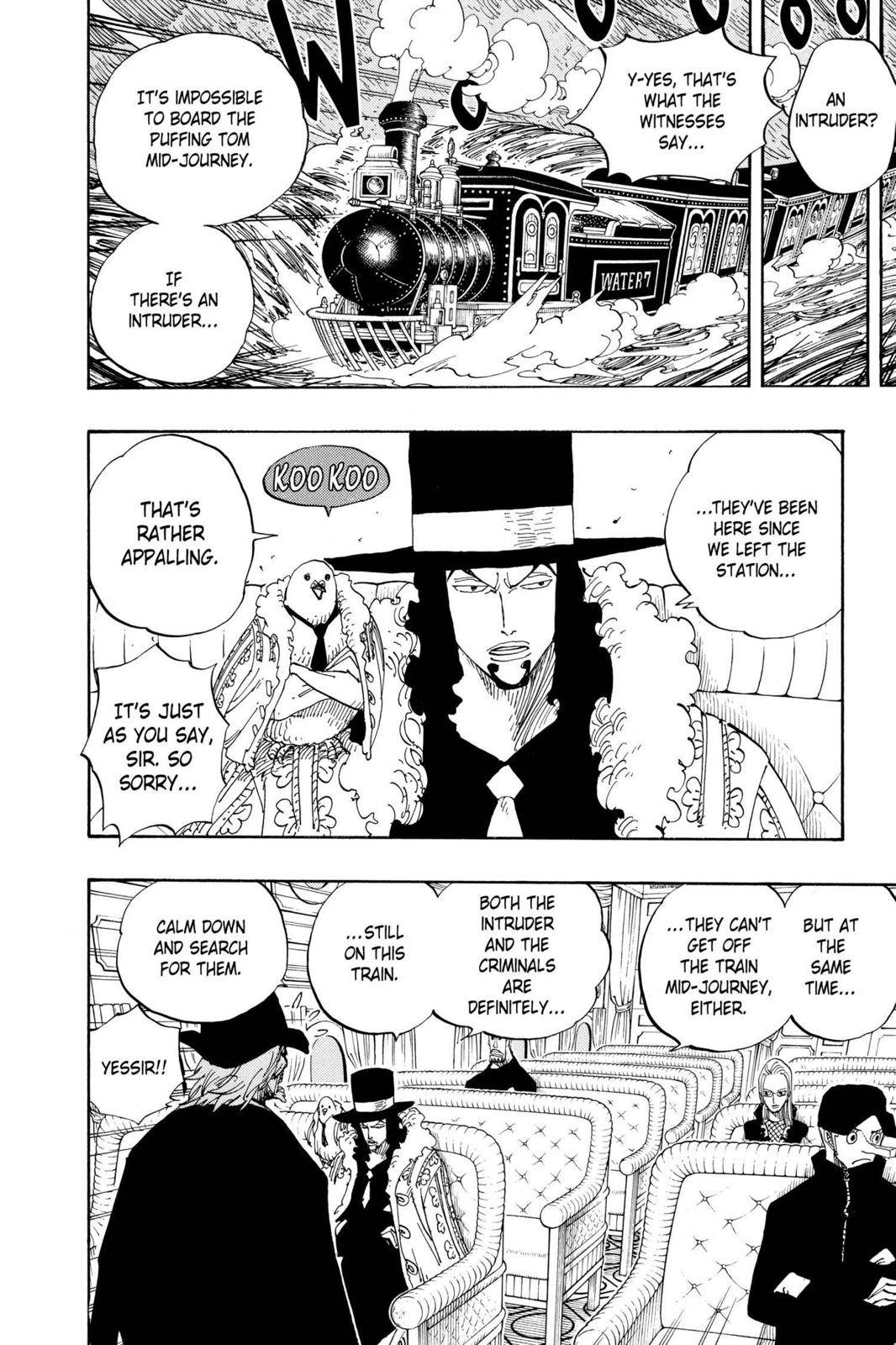 One Piece Chapter 368 Page 12