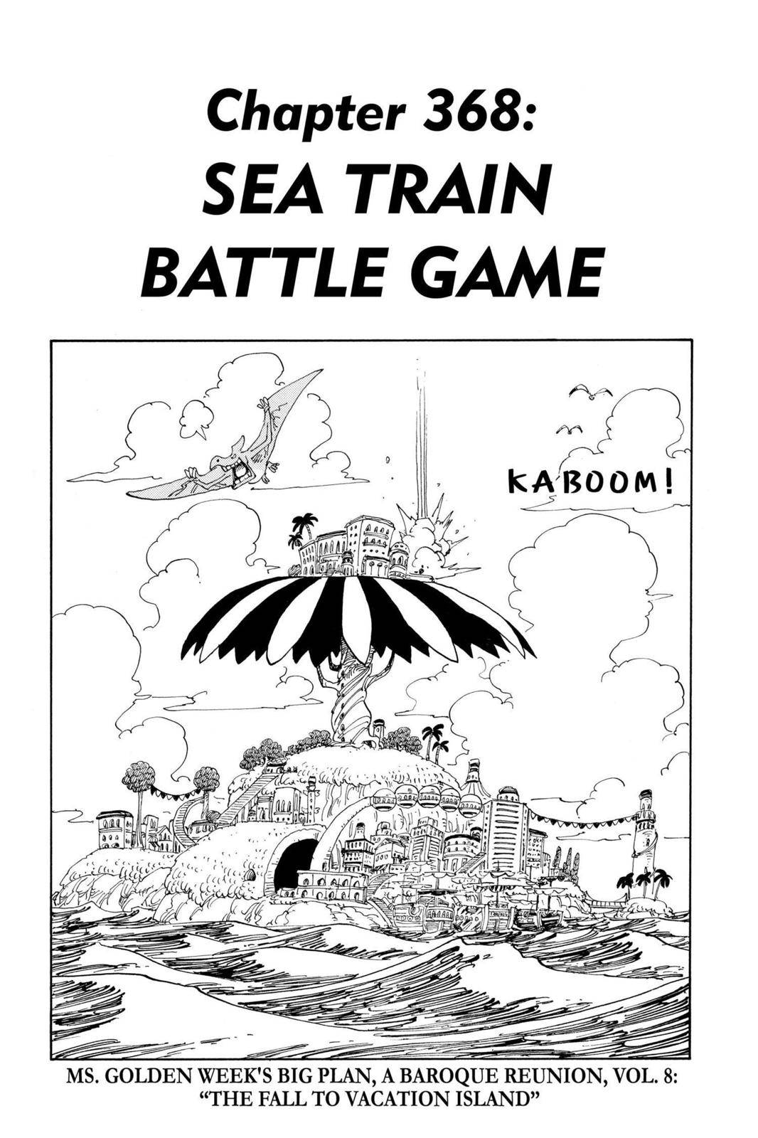 One Piece Chapter 368 Page 7