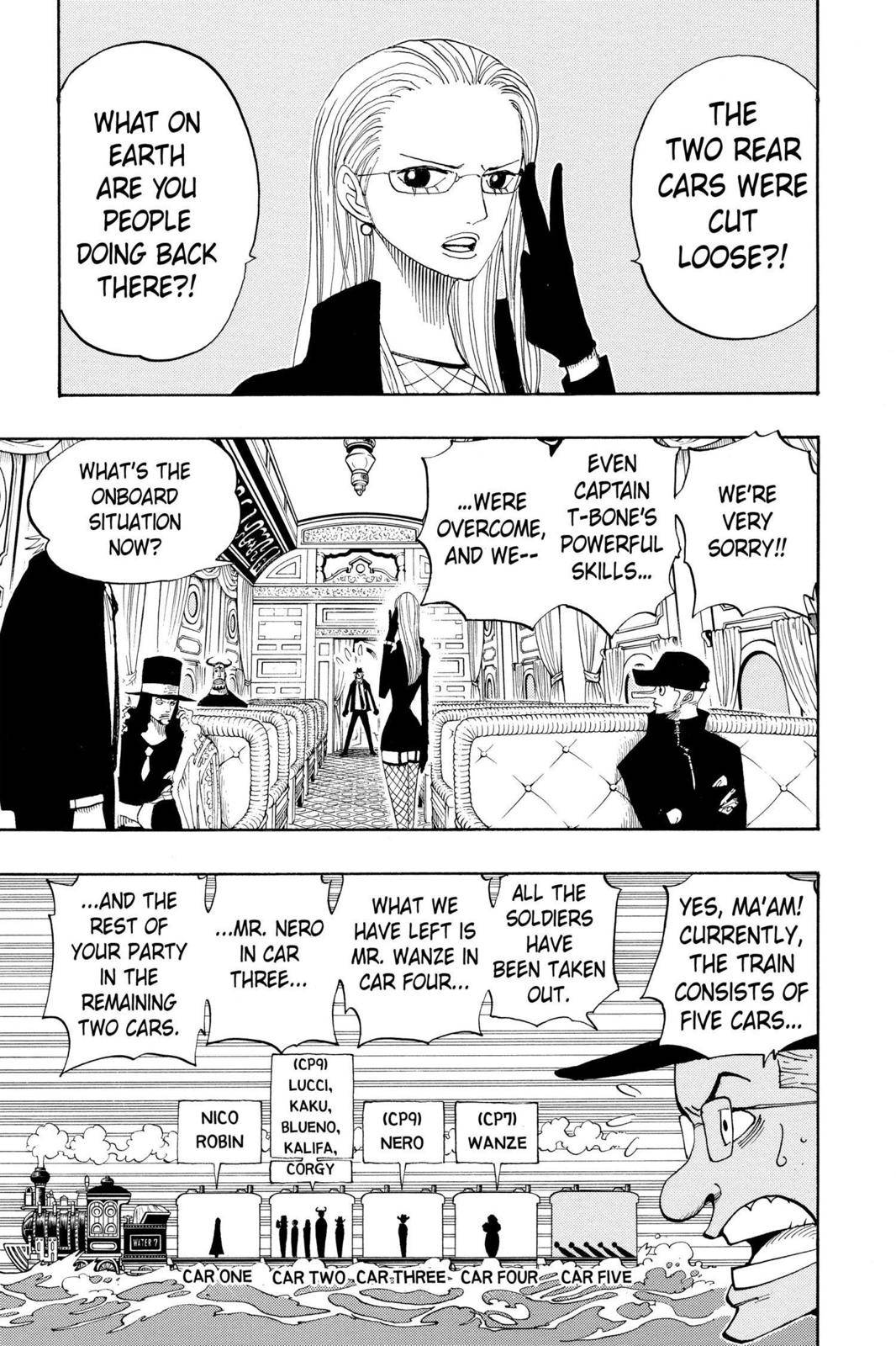 One Piece Chapter 369 Page 3